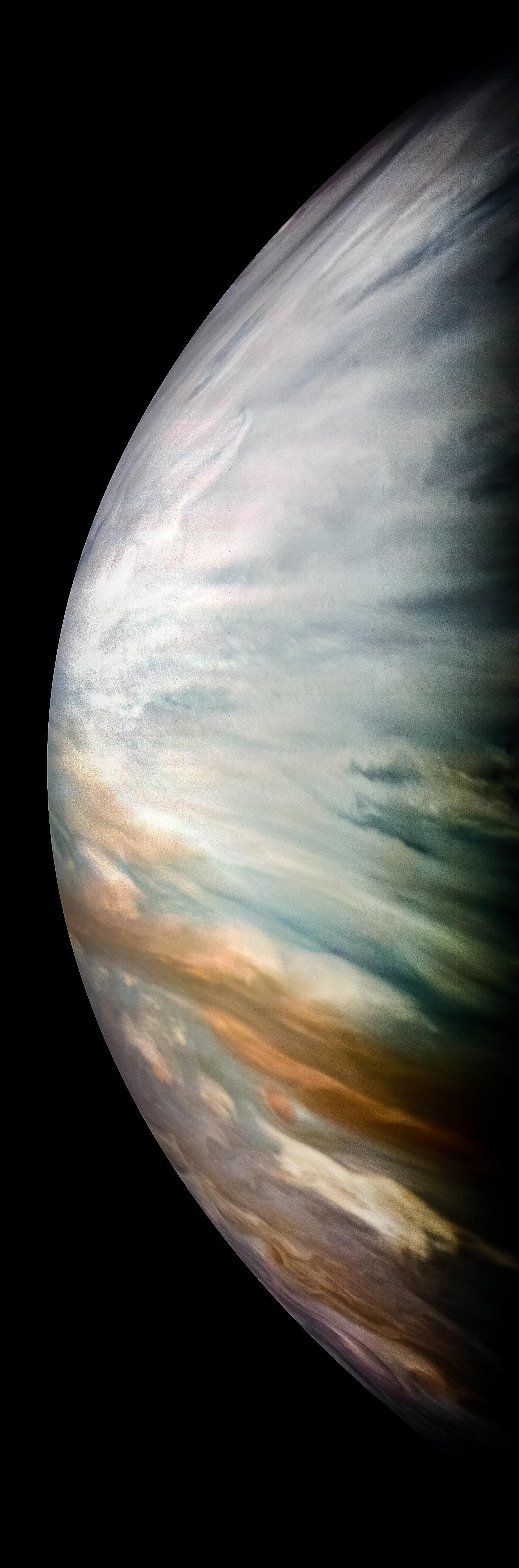 Jupiter's Equator