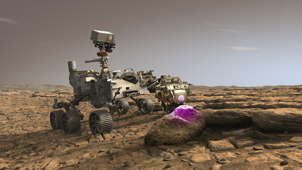 NASA's New Mars Rover Will Use X-Rays to Hunt Fossils