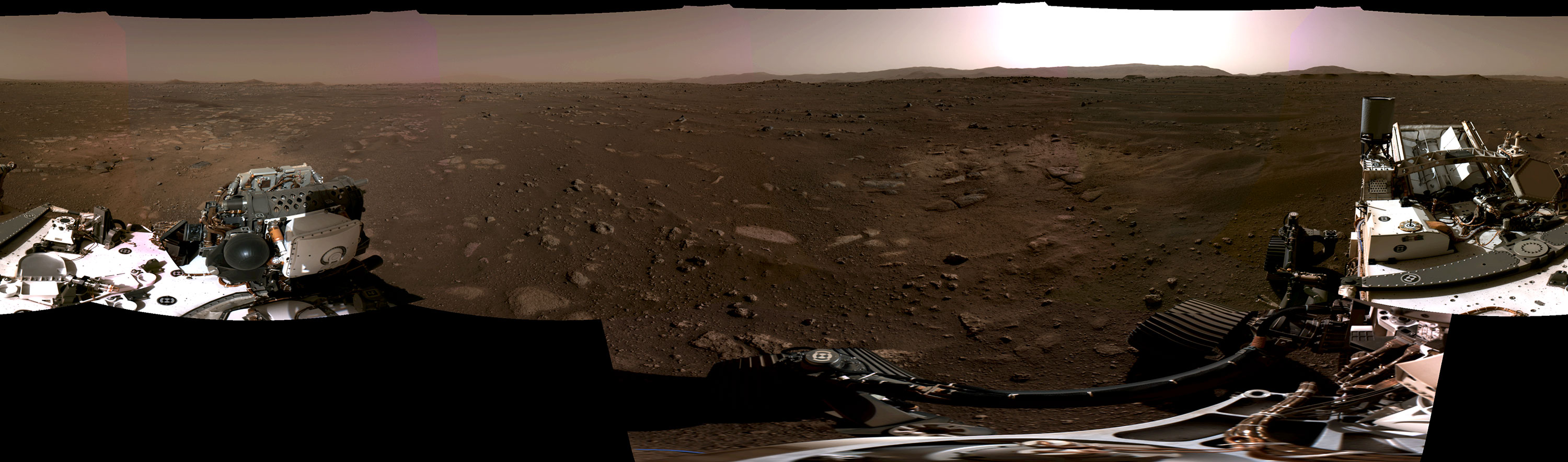 NASA's Mars Perseverance Rover Provides First Audio Recording on Mars