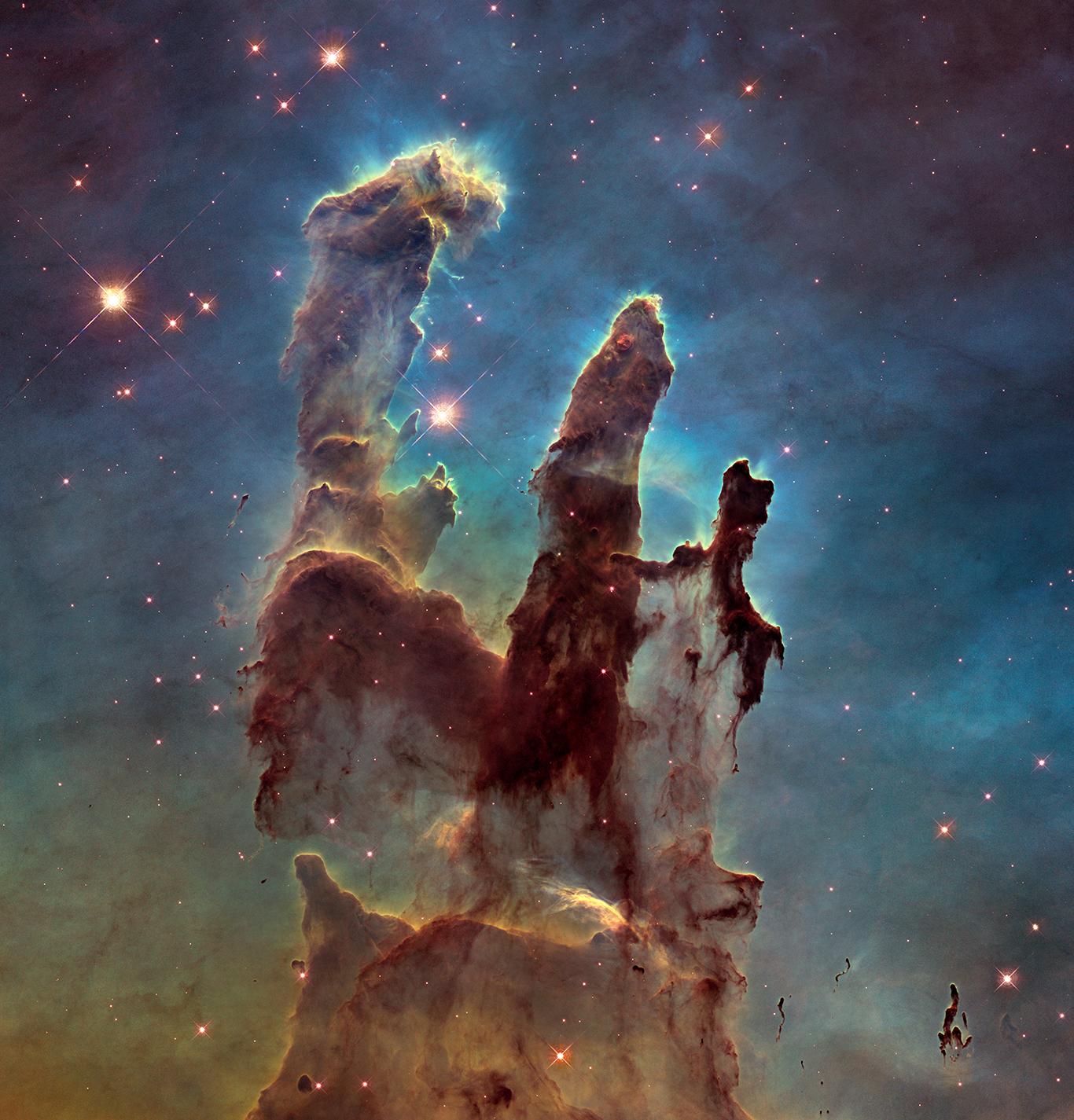 The Pillars of Creation | NASA