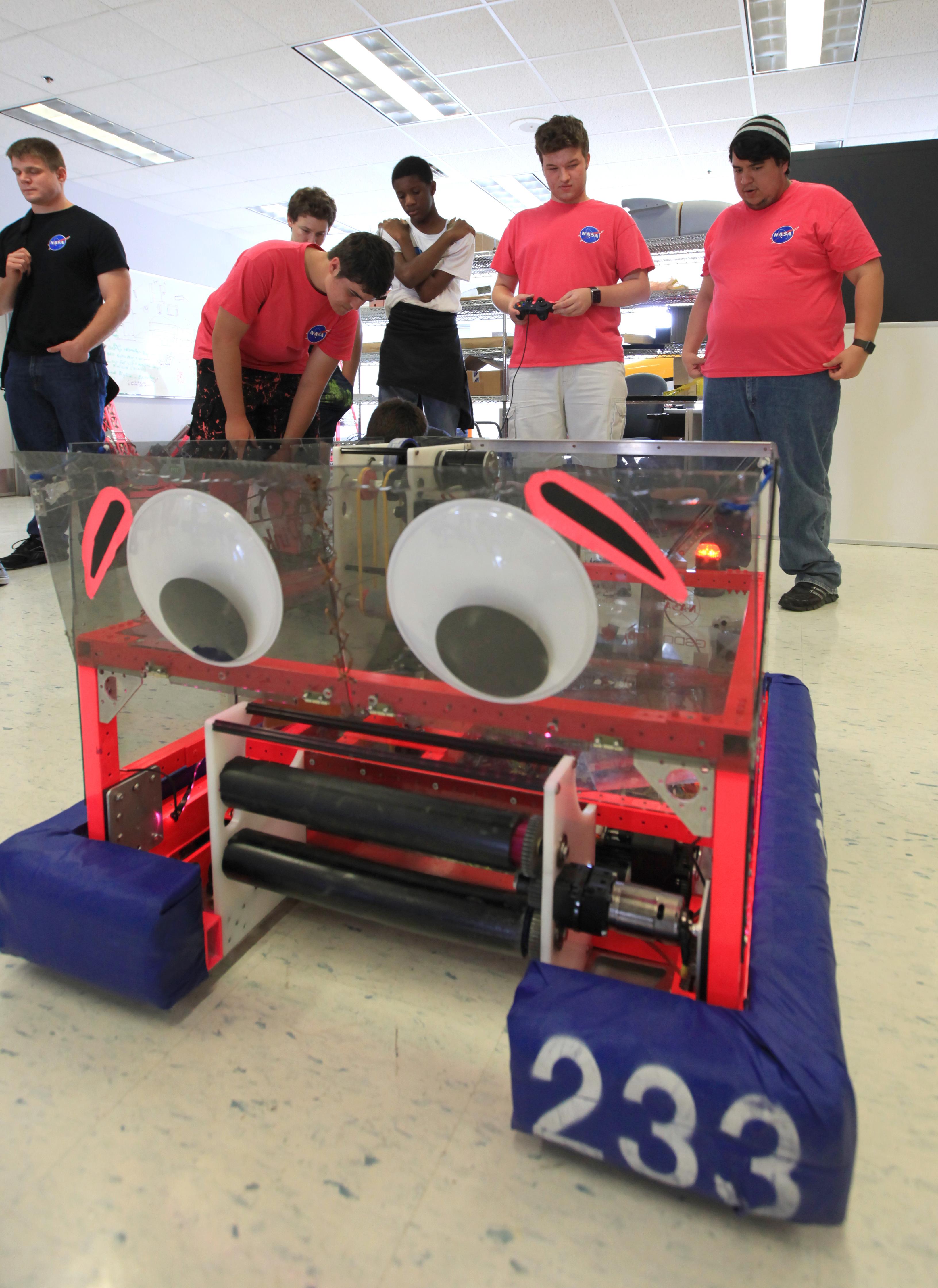 First Robotics Grant Opportunities Nasa