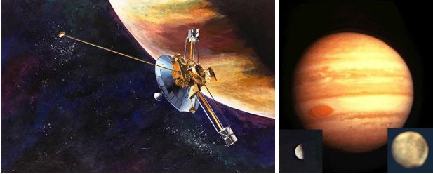 45 Years Ago, Pioneer 10 First to Explore Jupiter | NASA