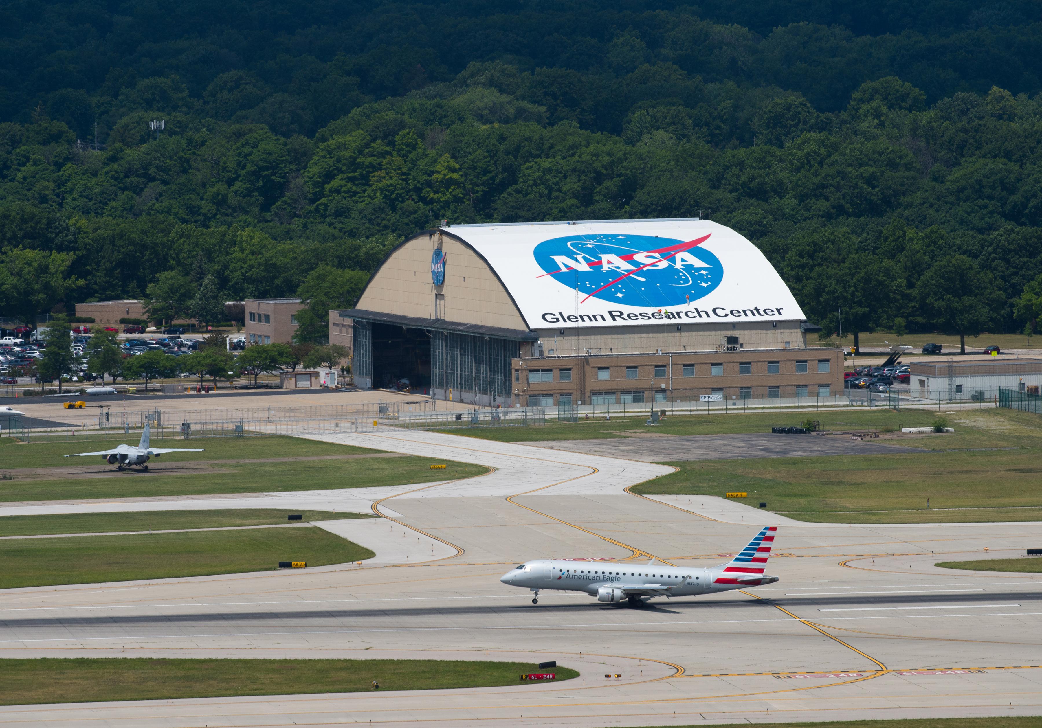 NASA Glenn Research Center Announces Free Public Tours   NASA