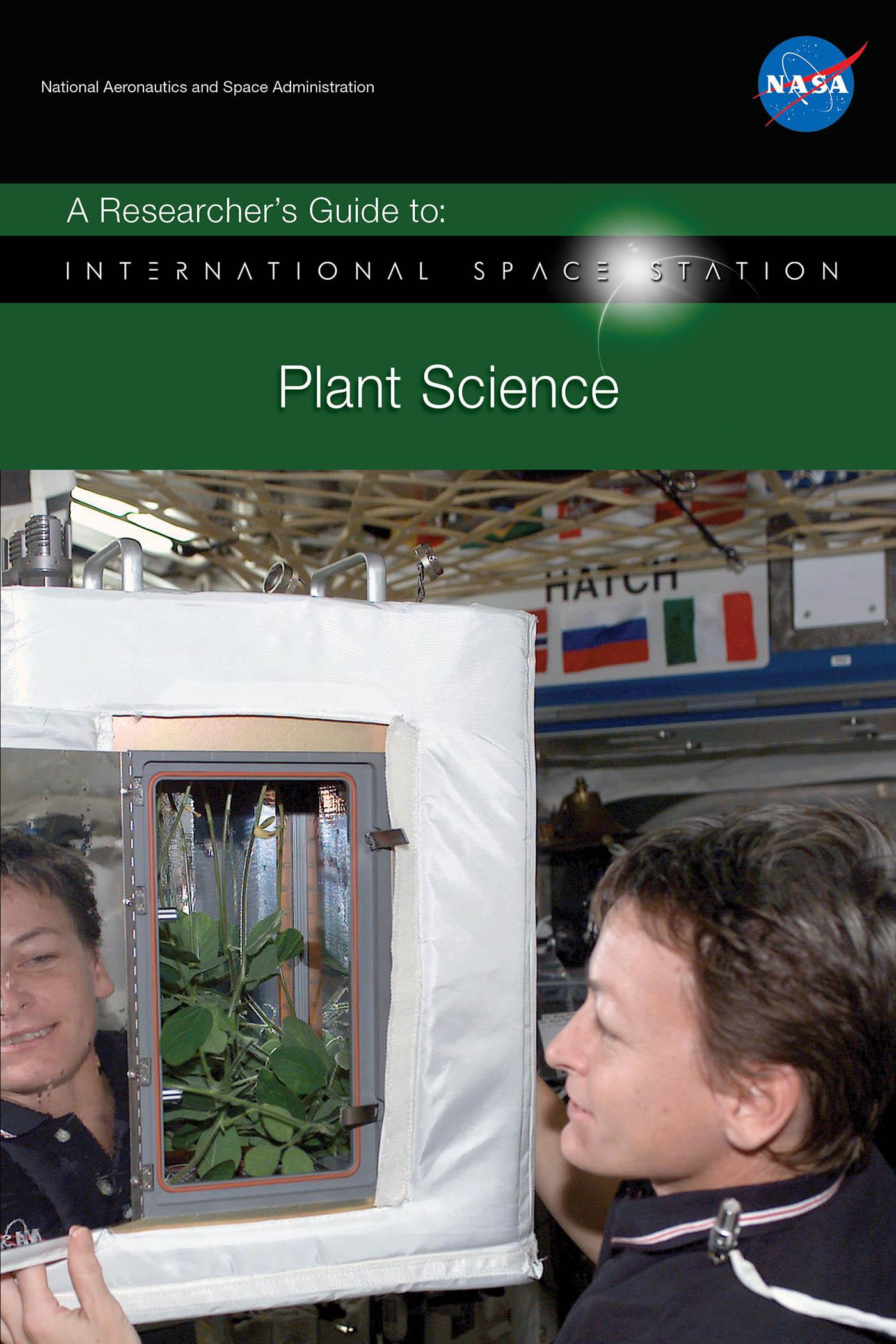 person in plant