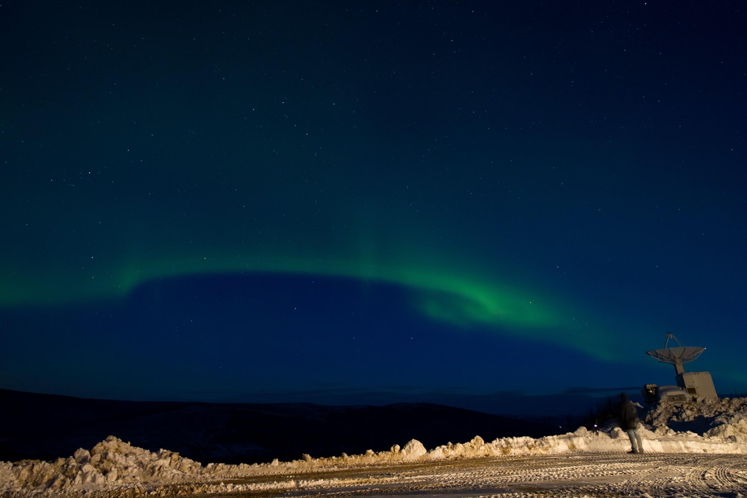3, 2, 1… Aurora! 2017 Rocket Campaign Begins in Alaska   NASA