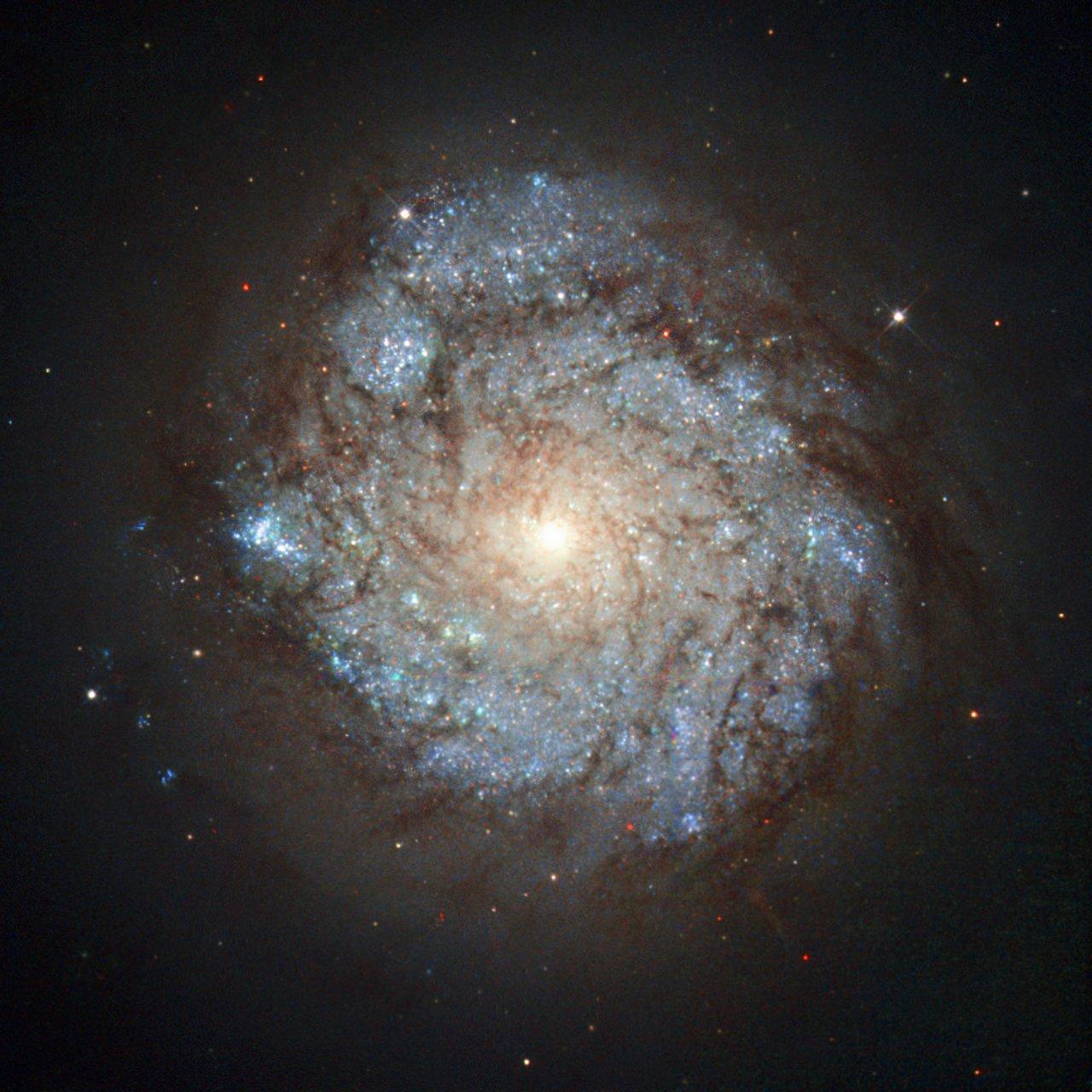 Top 100 Images  ESAHubble  Hubble Space Telescope