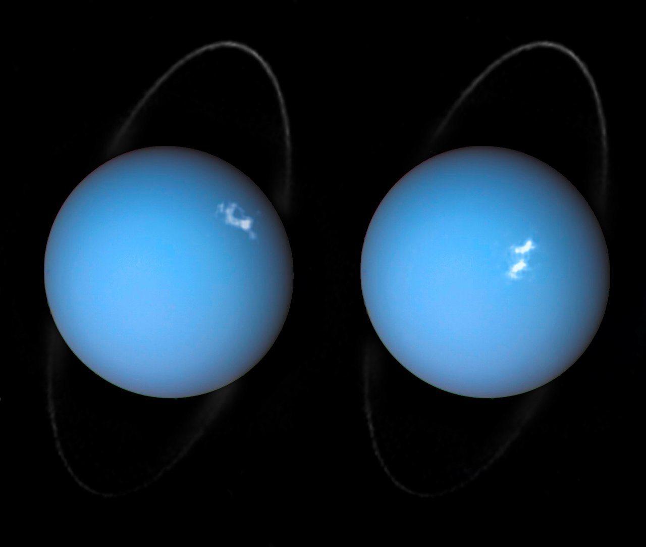 hubble spots auroras on uranus nasa Sun Clip Art uranus planet clipart