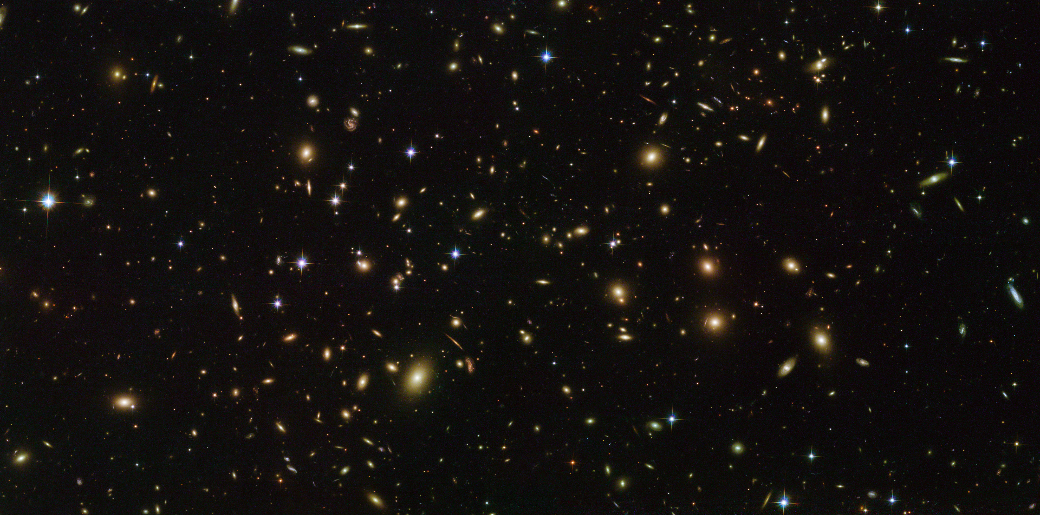 hubble ultra deep field 2017 - photo #9