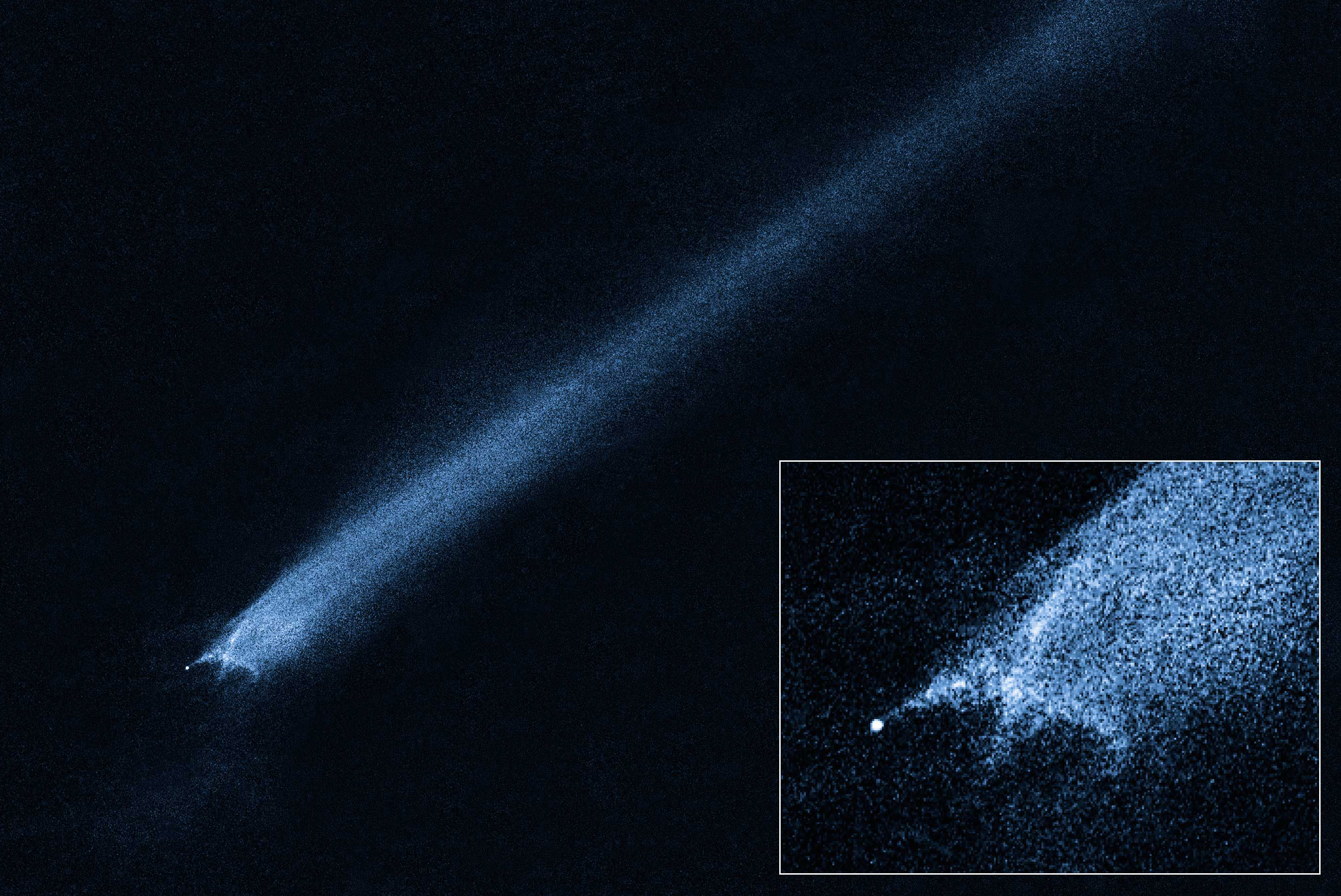 hubble highlights tracking evolution in the asteroid belt nasa