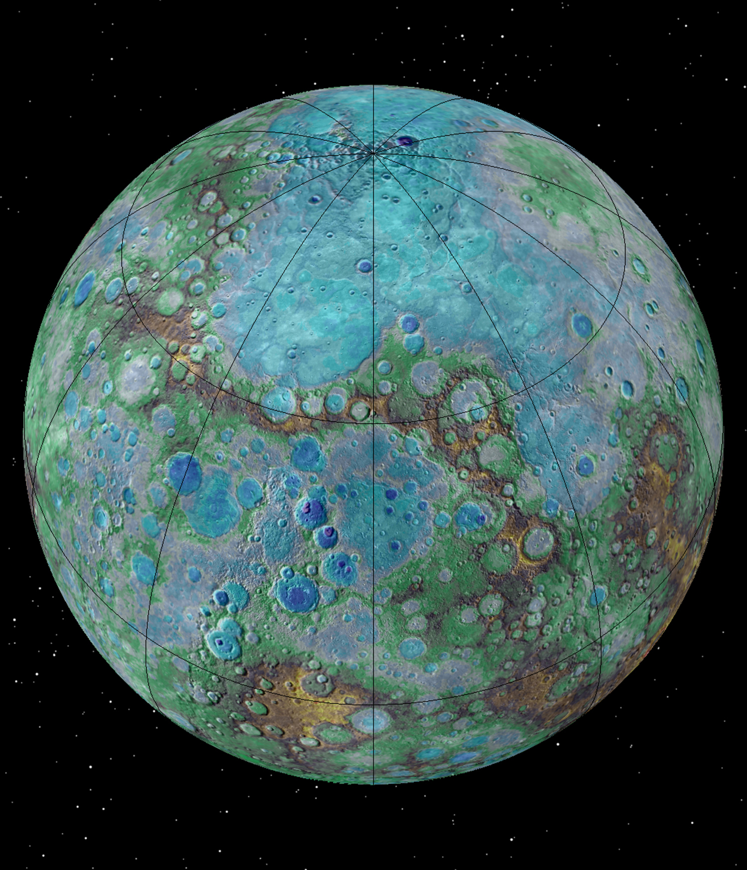 Tectonically Active Planet Mercury | NASA