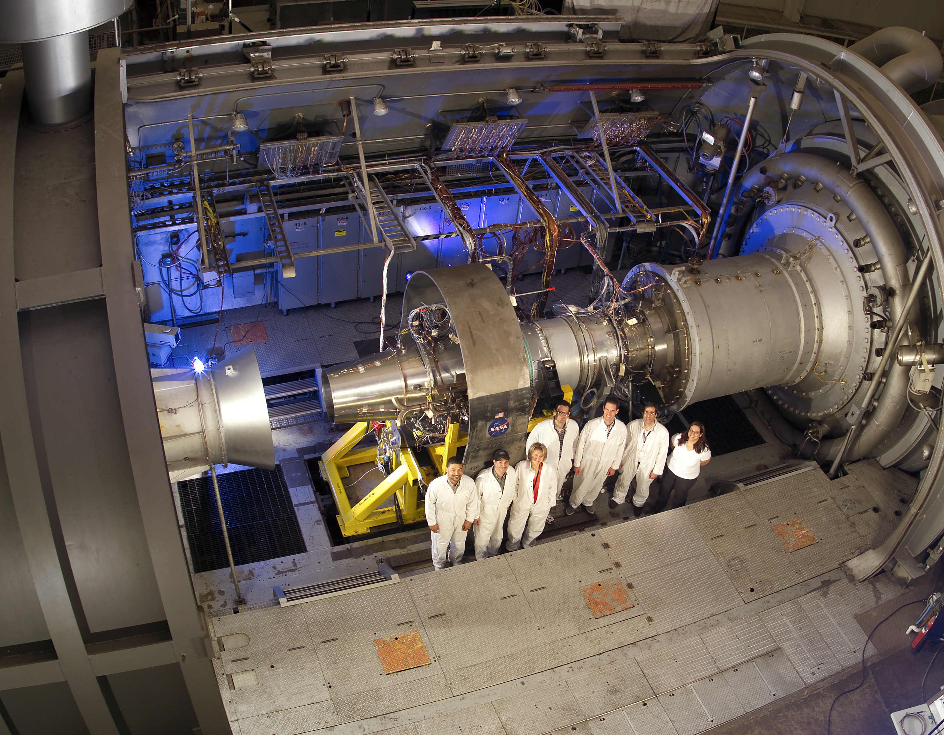 Propulsion Systems Laboratory PSL Quick Facts