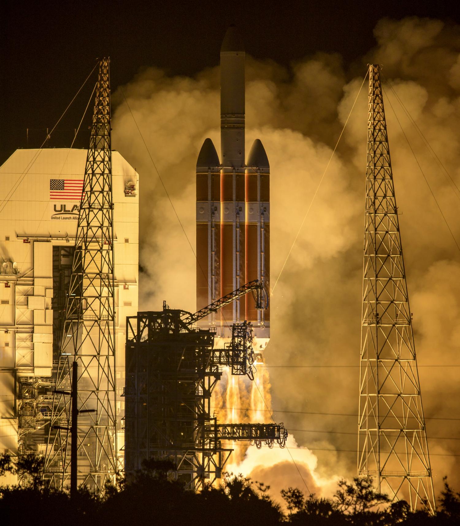 c04f4928eadce NASA, ULA Launch Parker Solar Probe on Historic Journey to Touch Sun ...