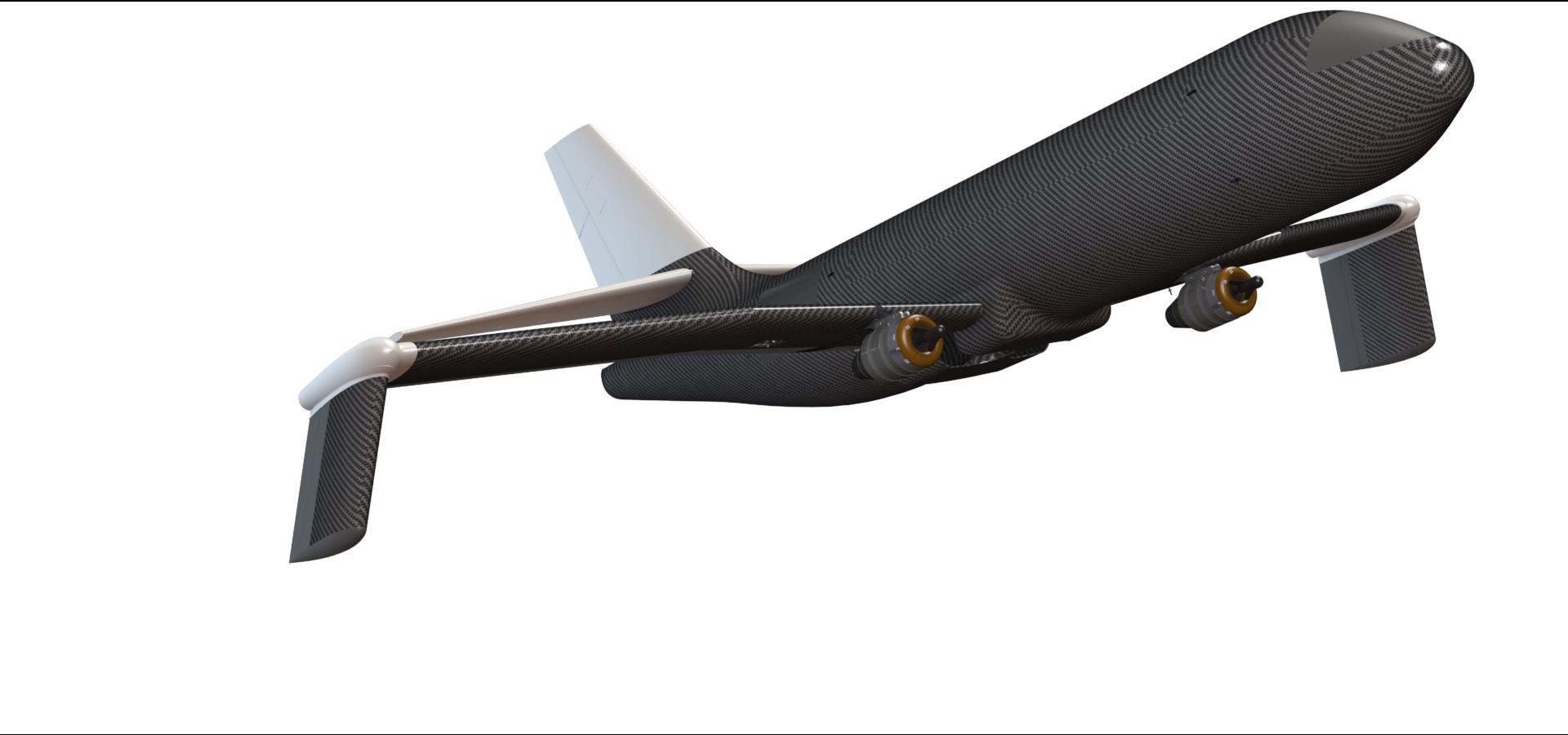 Картинки по запросу Spanwise Adaptive Wing