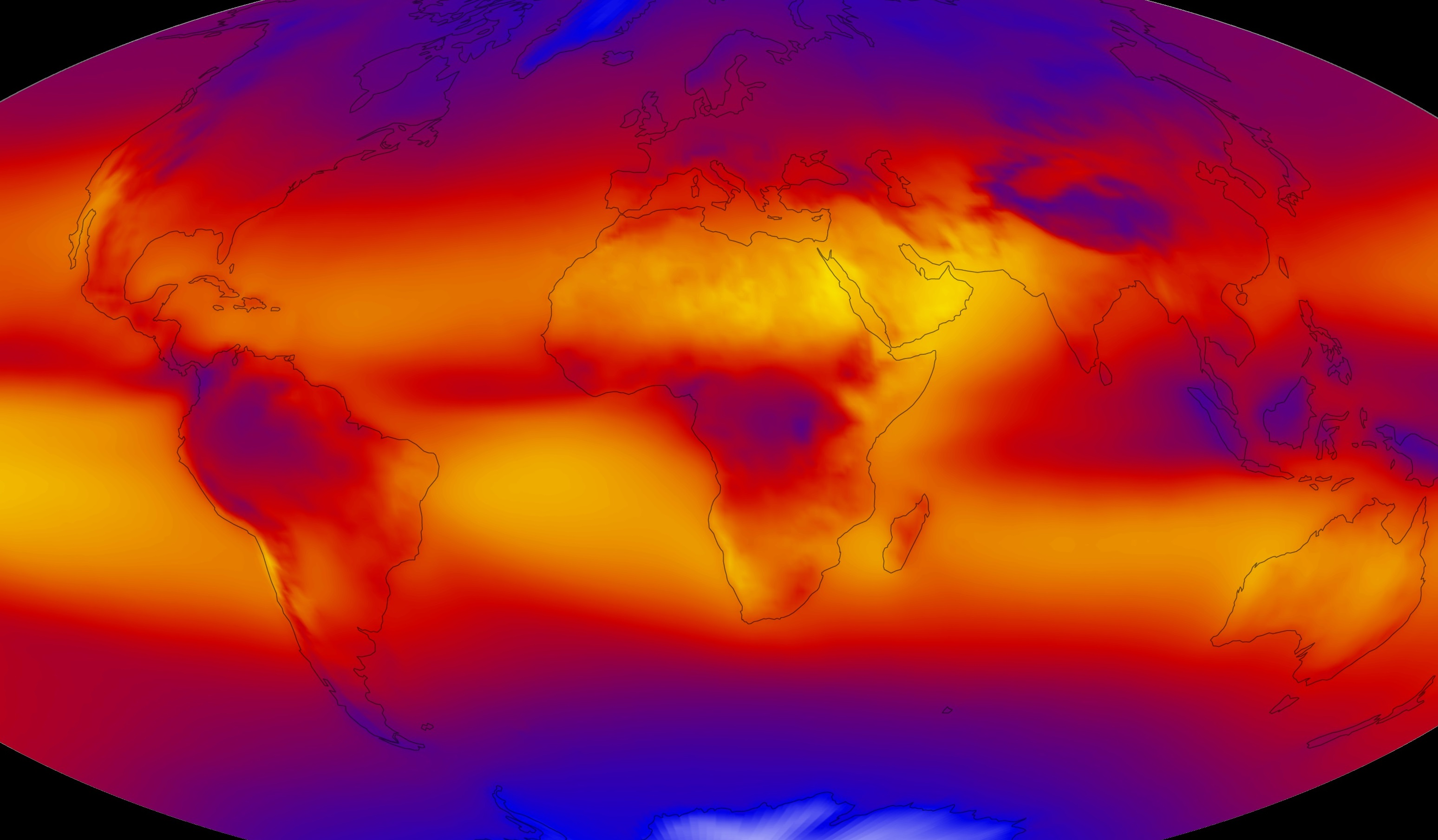 NASA Cancels Earth Science Sensor Set for 2021 Launch | NASA