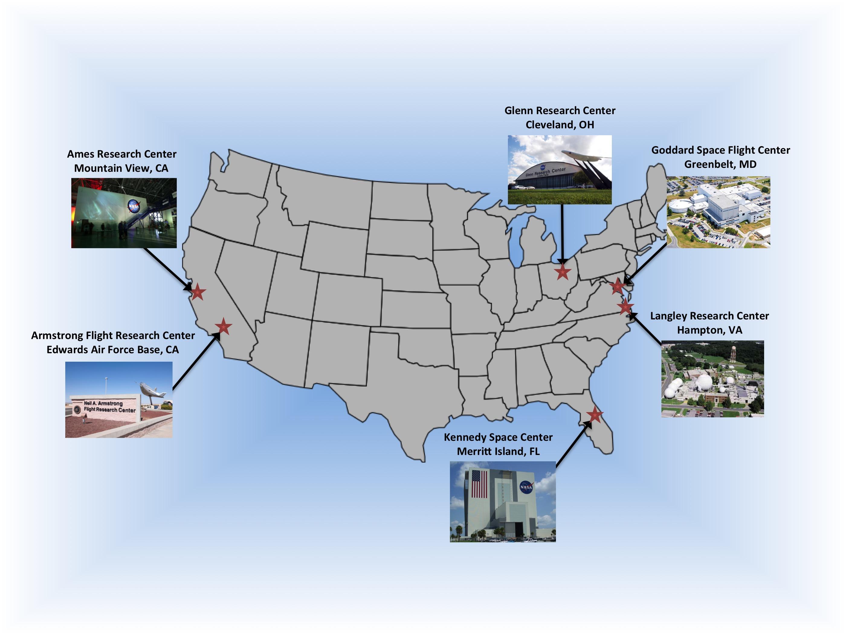 RED As A Catalyst NASA - Washington dc hubzone map