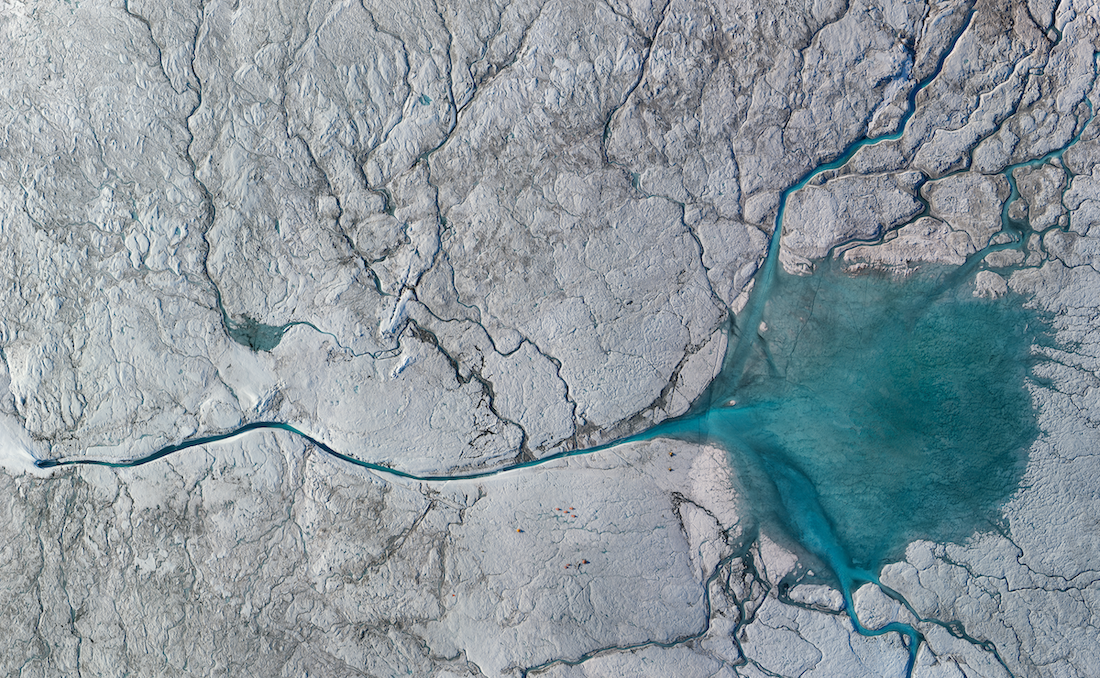 Image: What a Glacial River Reveals About the Greenland Ice Sheet