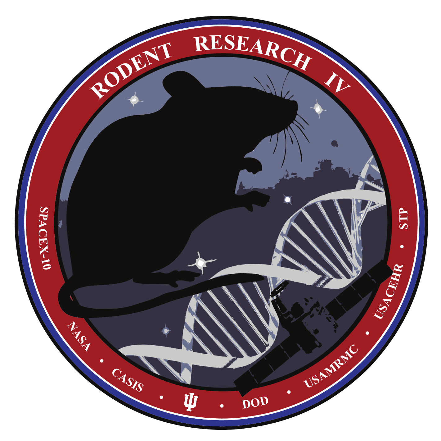 rodent research logo nasa - photo #9