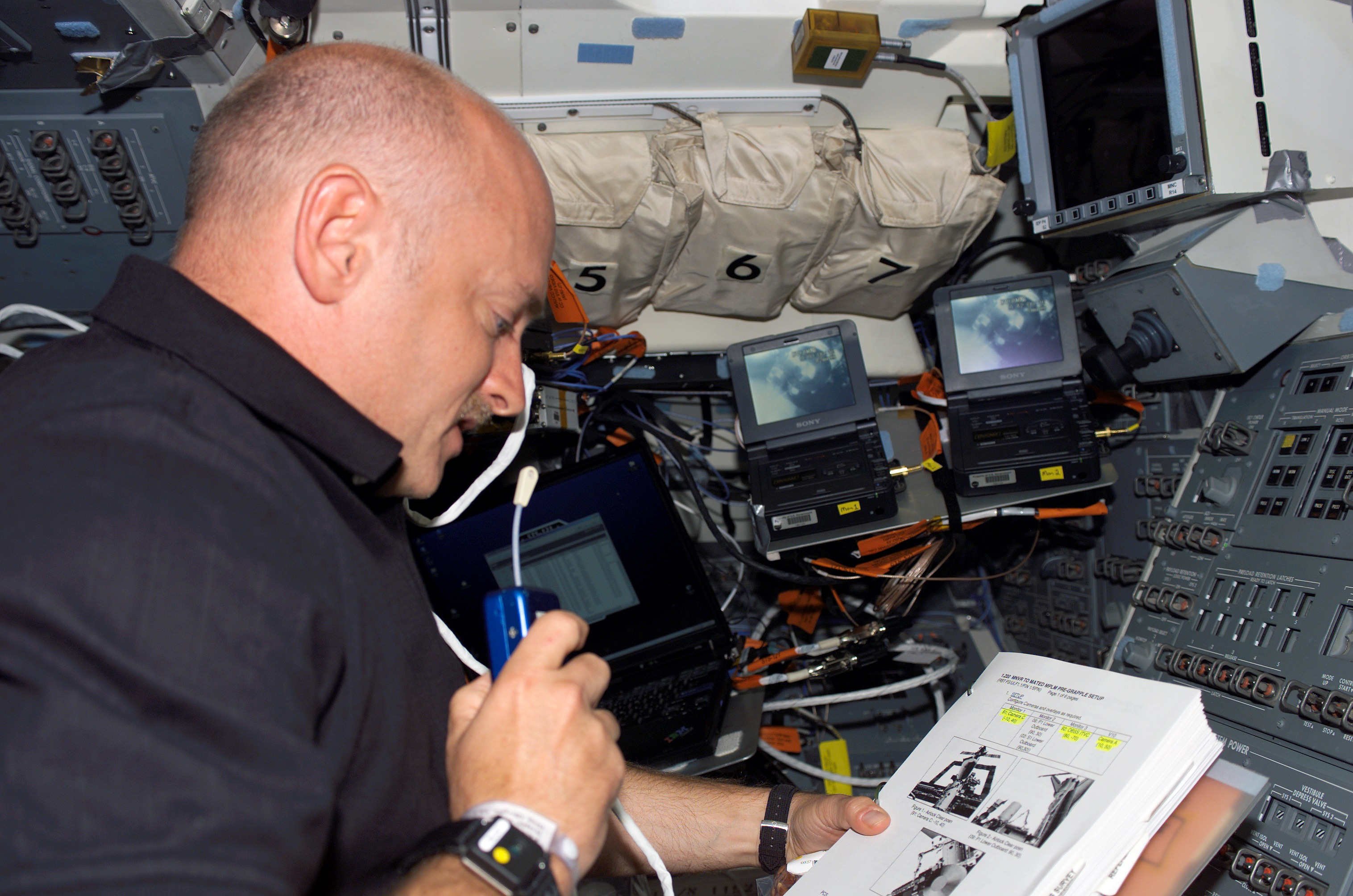 Image result for communicating in space