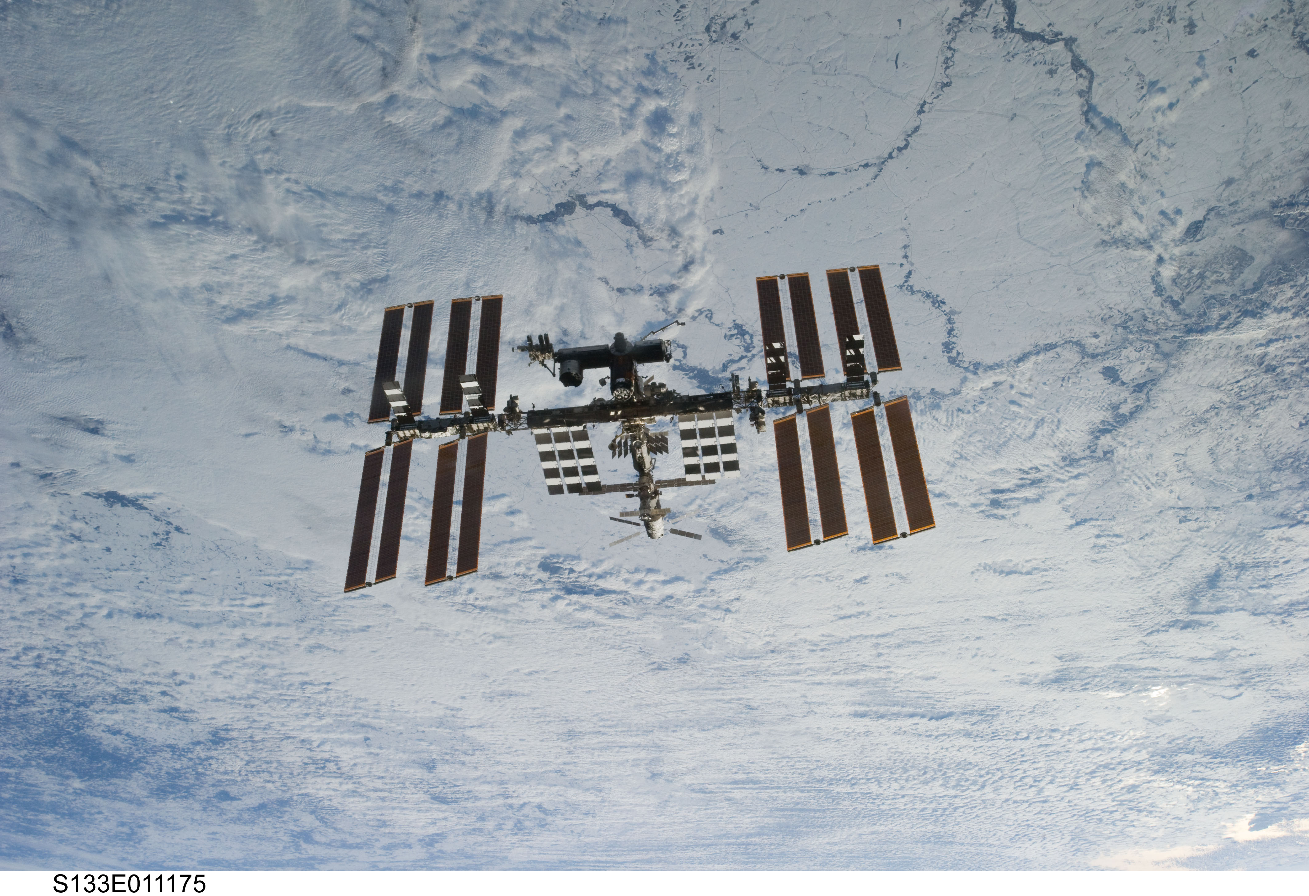 Space Station · International Space Station