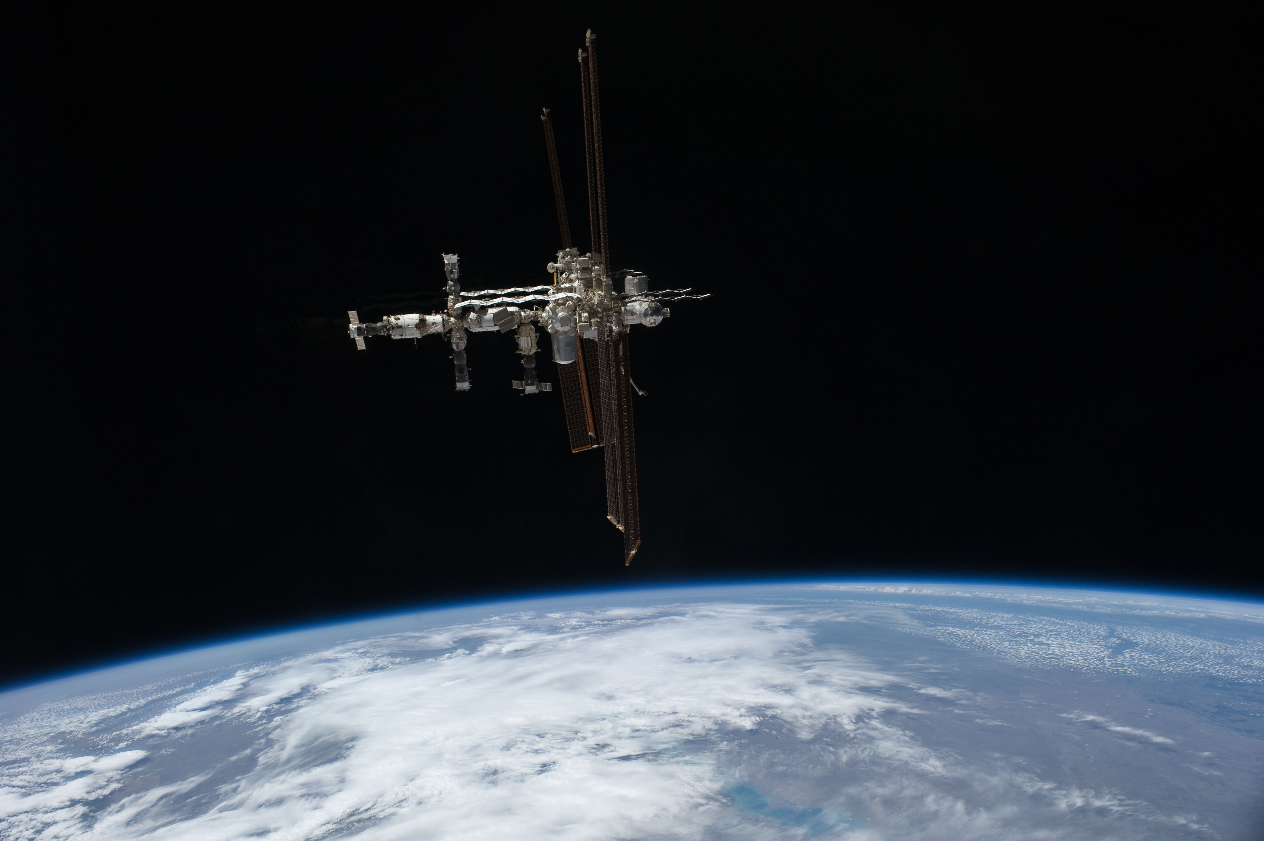 international space station weed - photo #47