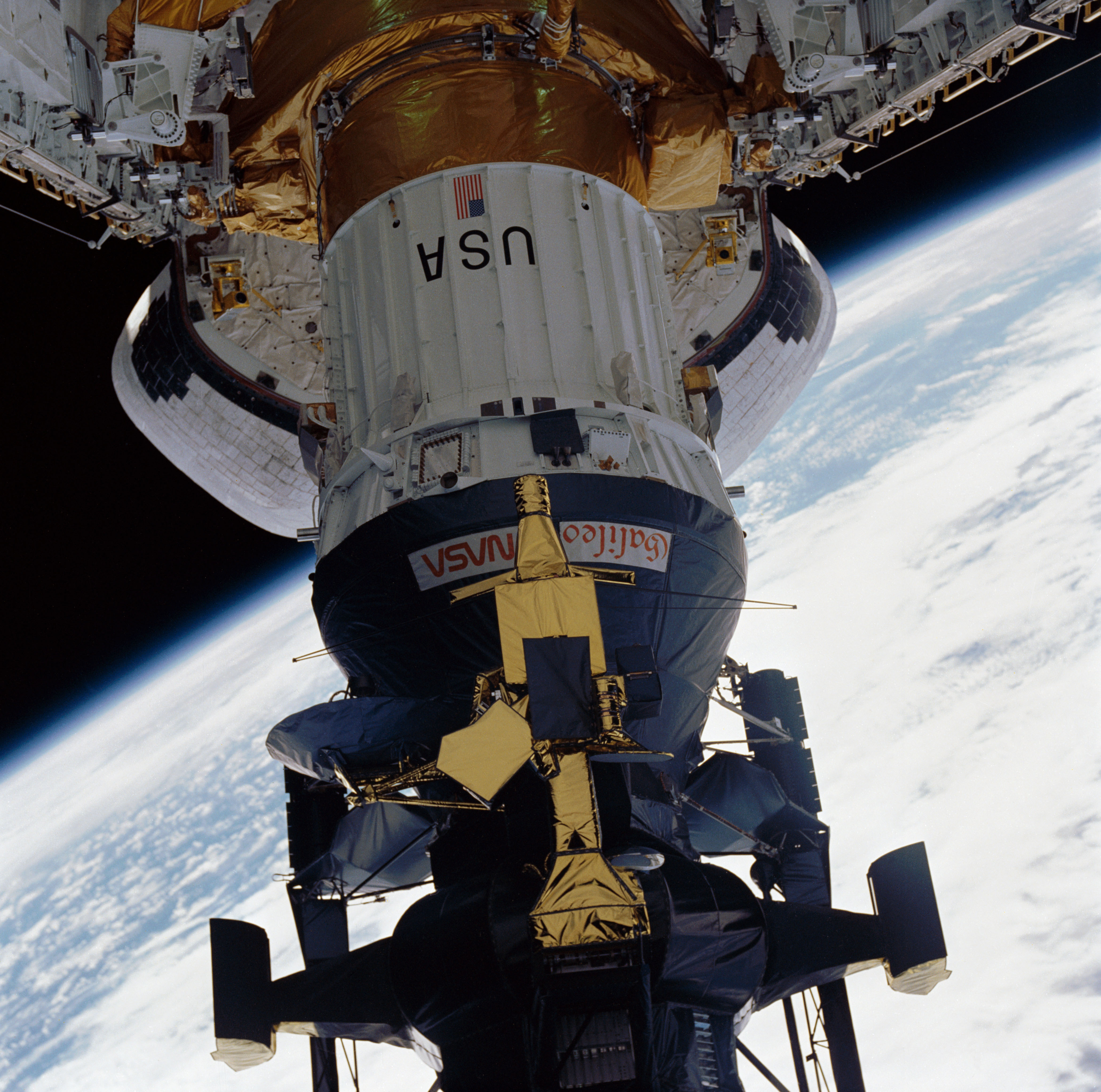 nasa galileo spacecraft - HD2048×2032
