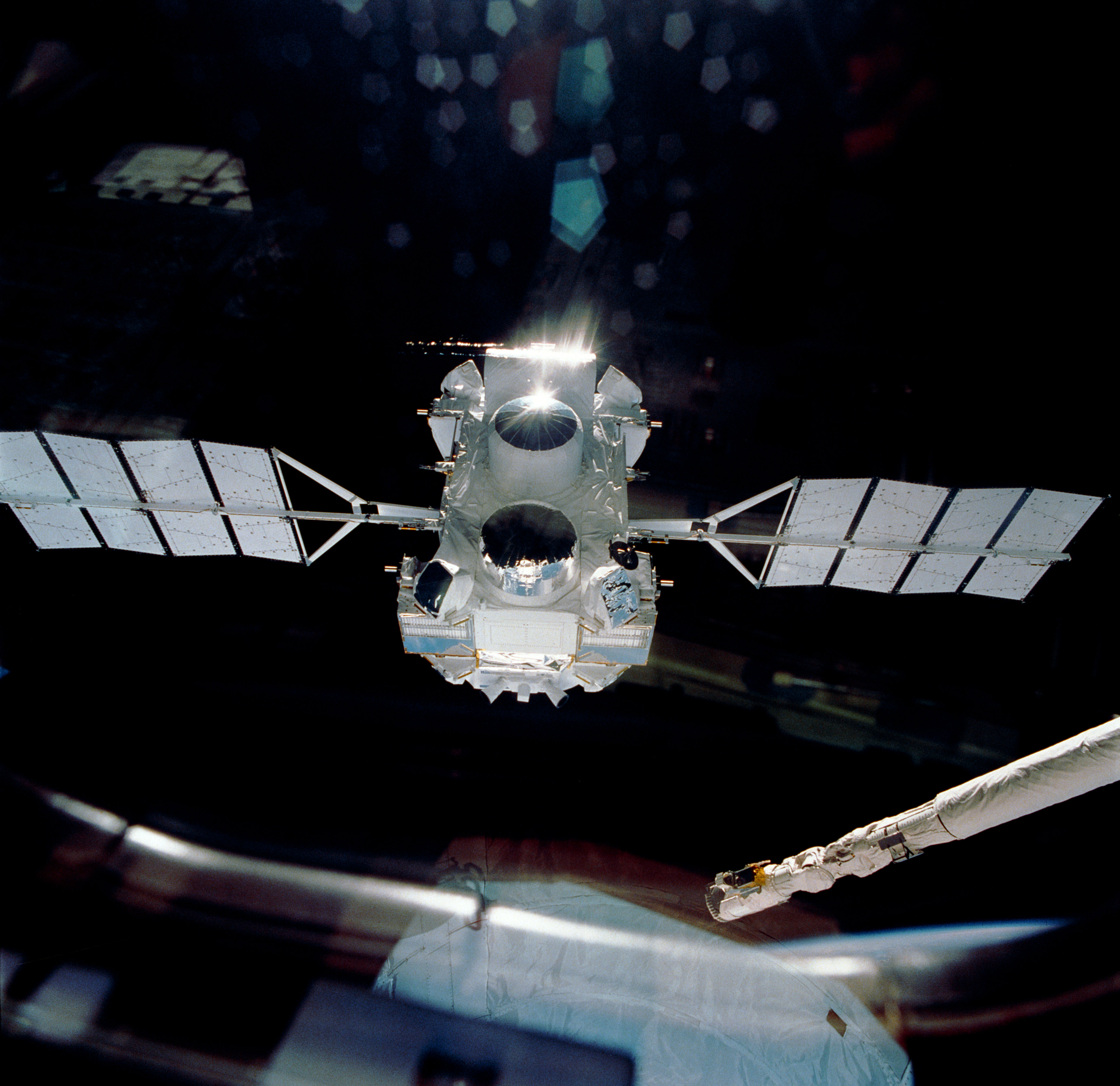 April 7, 1991, Deployment of Breakthrough Gamma-ray ...