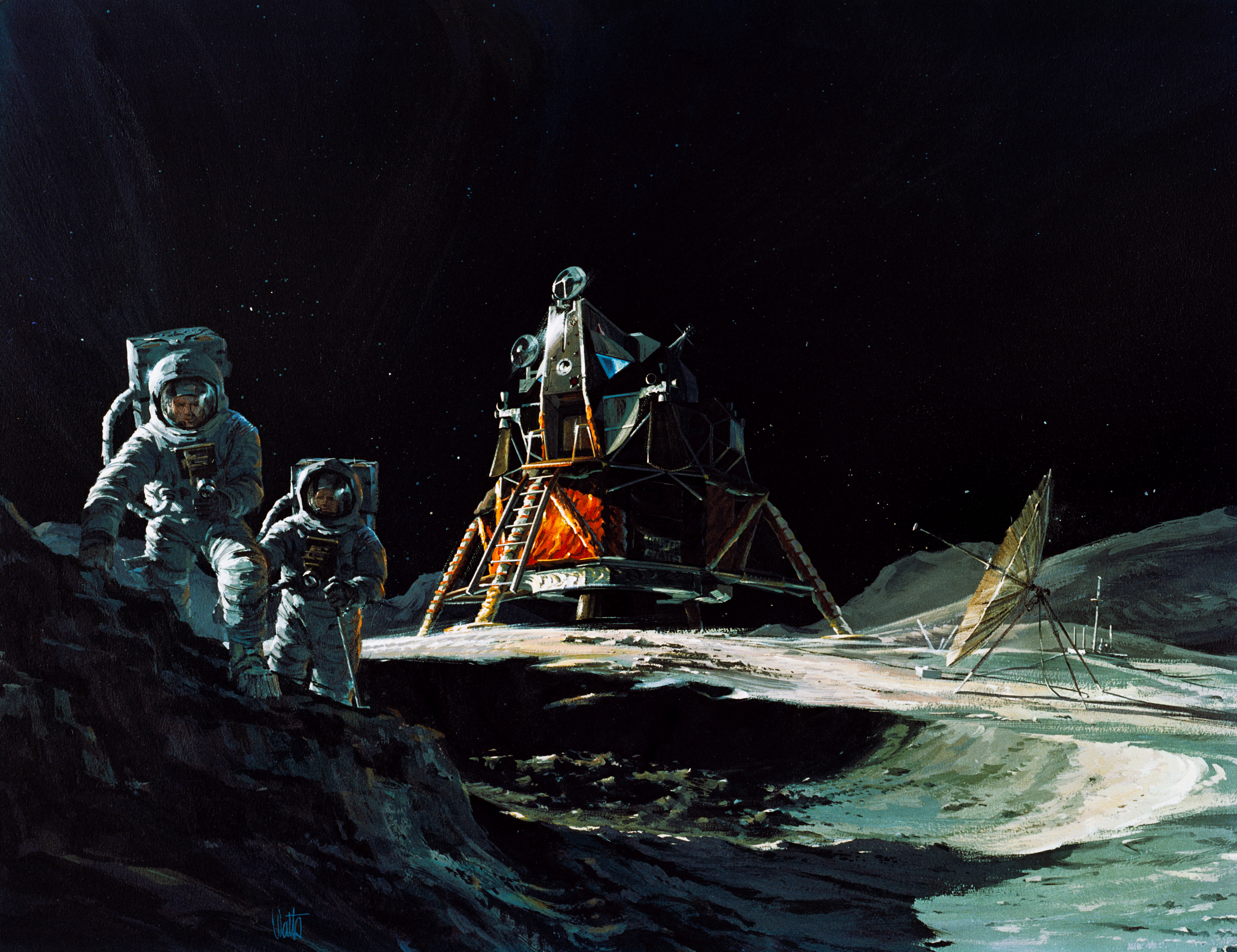 Our Moon: Apollo 11 50th Anniversary & Mankind 1st Steps  - cover