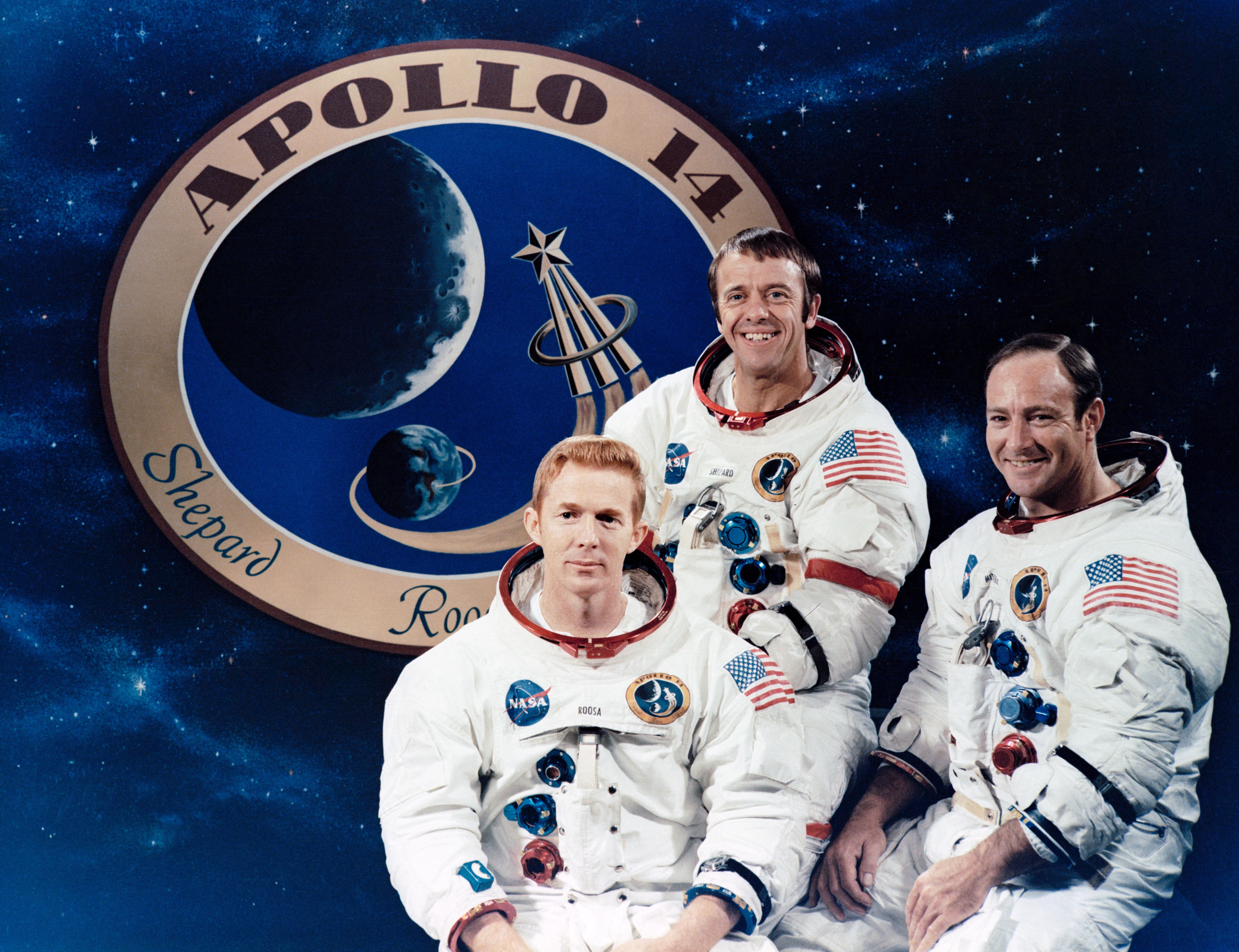 Apollo 14 Crew Portrait | NASA