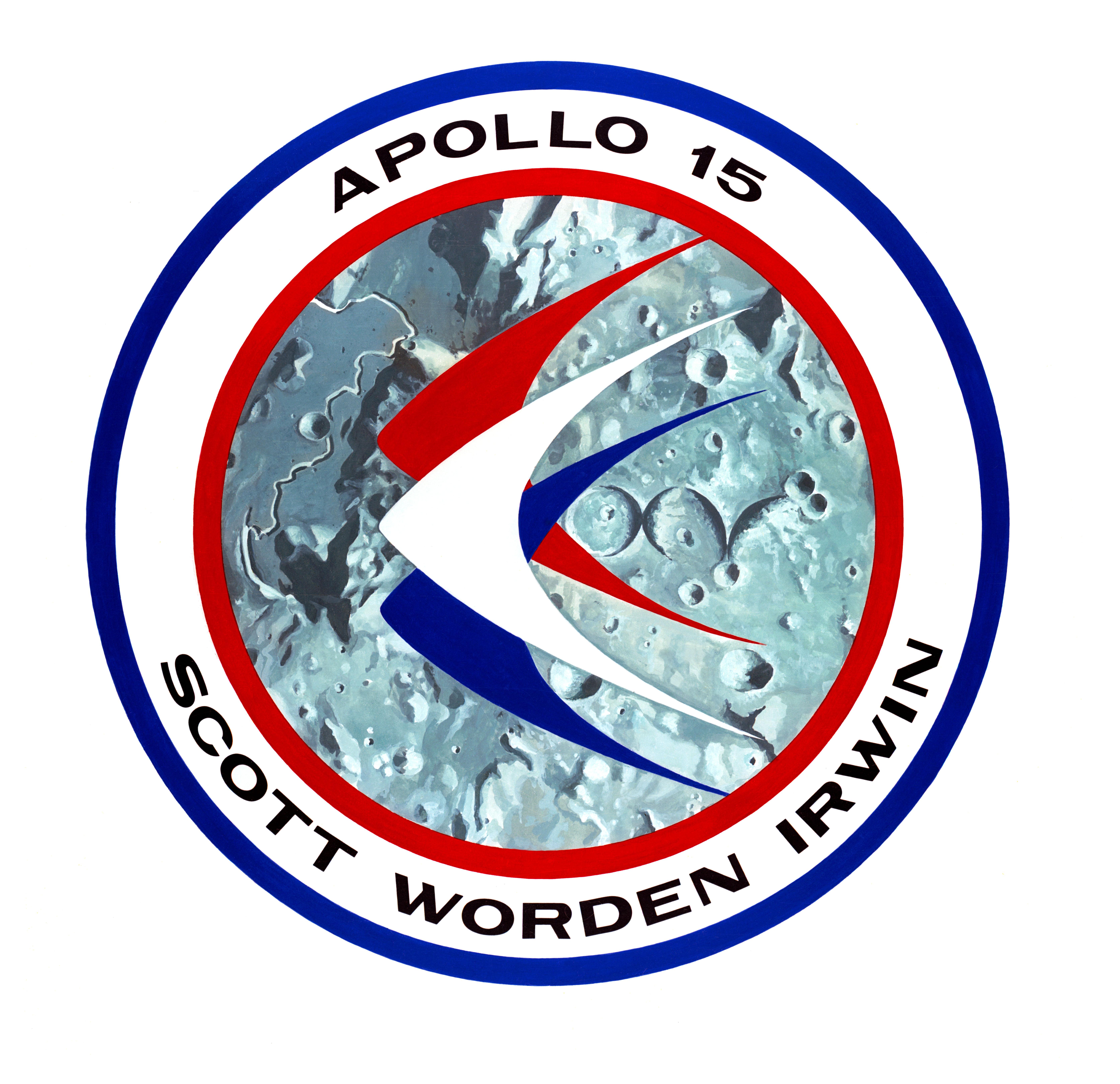 Apollo 15 Nasa