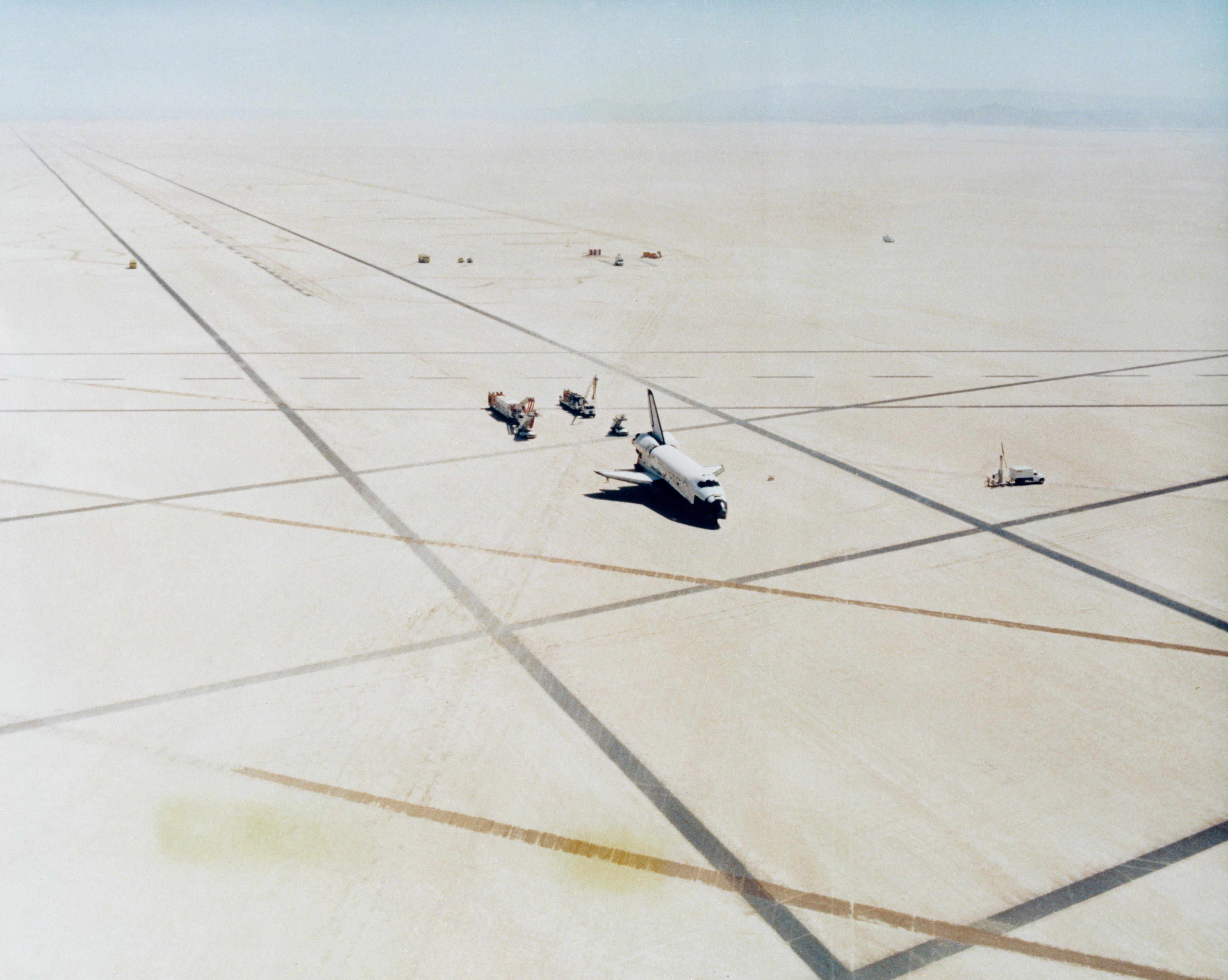1st space shuttle flight - photo #22