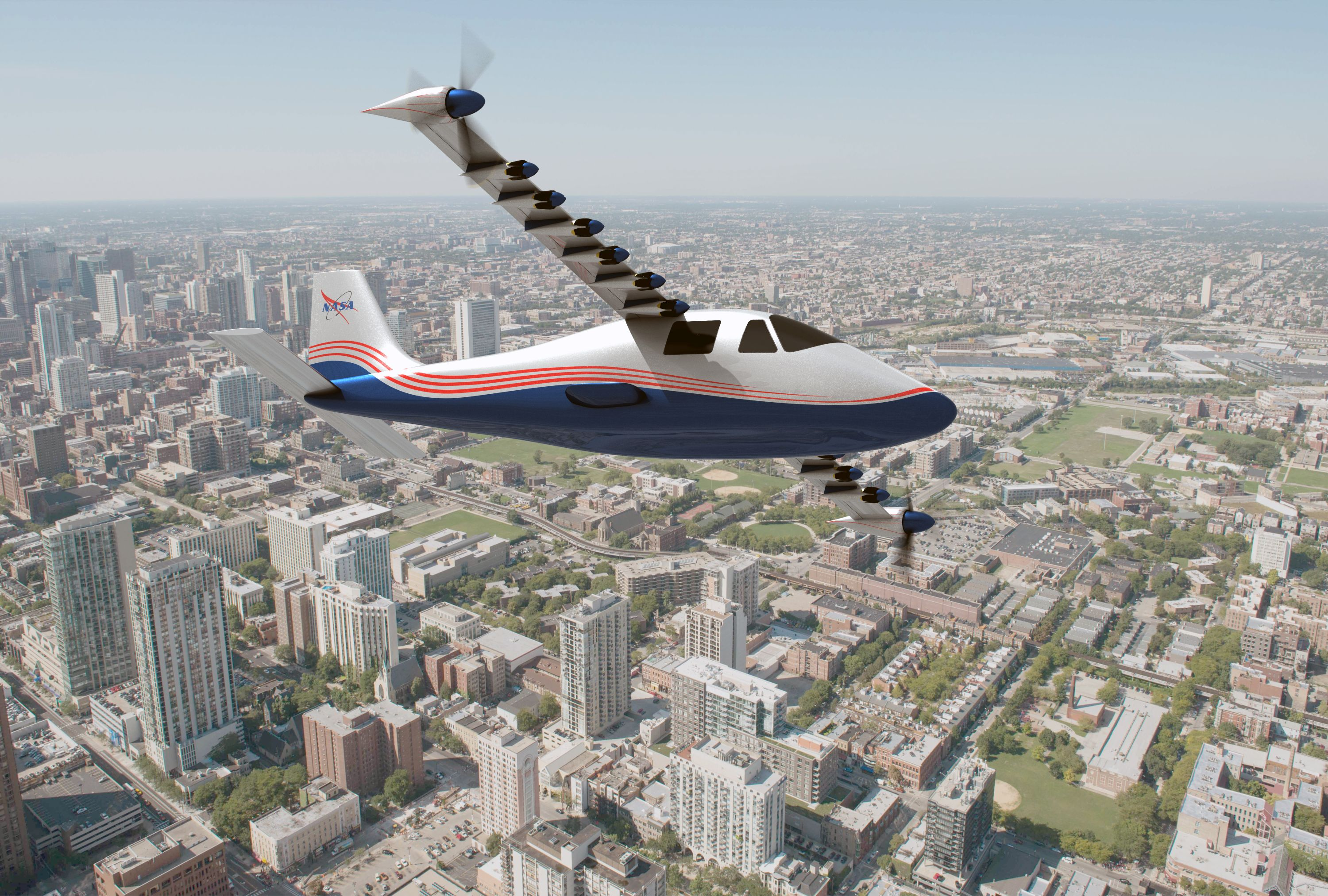 Where Did The First Airplane Flight Take Place inside nasa electric research plane gets x number, new name | nasa