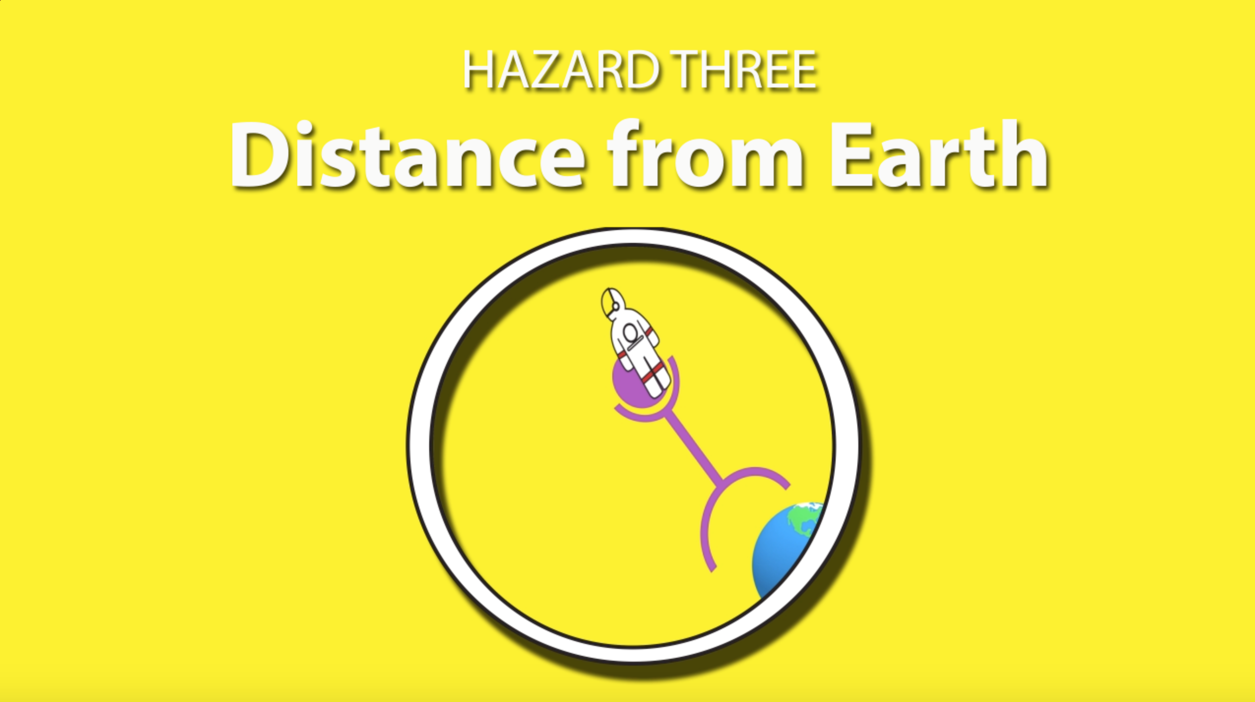 5 hazards of human spaceflight nasa