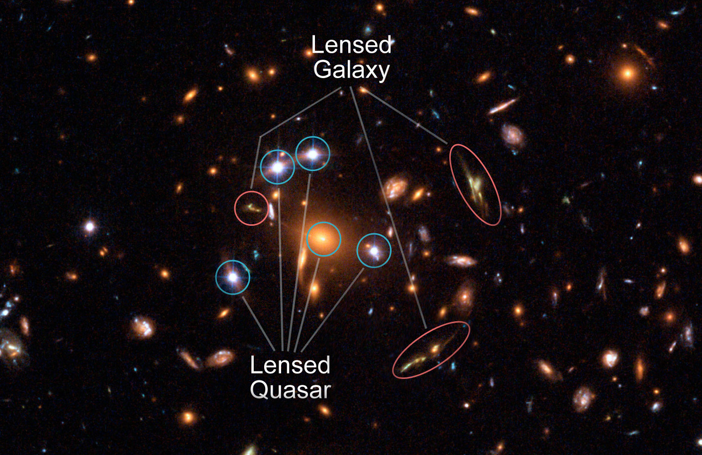 Discoveries - Highlights | Shining a Light on Dark Matter | NASA