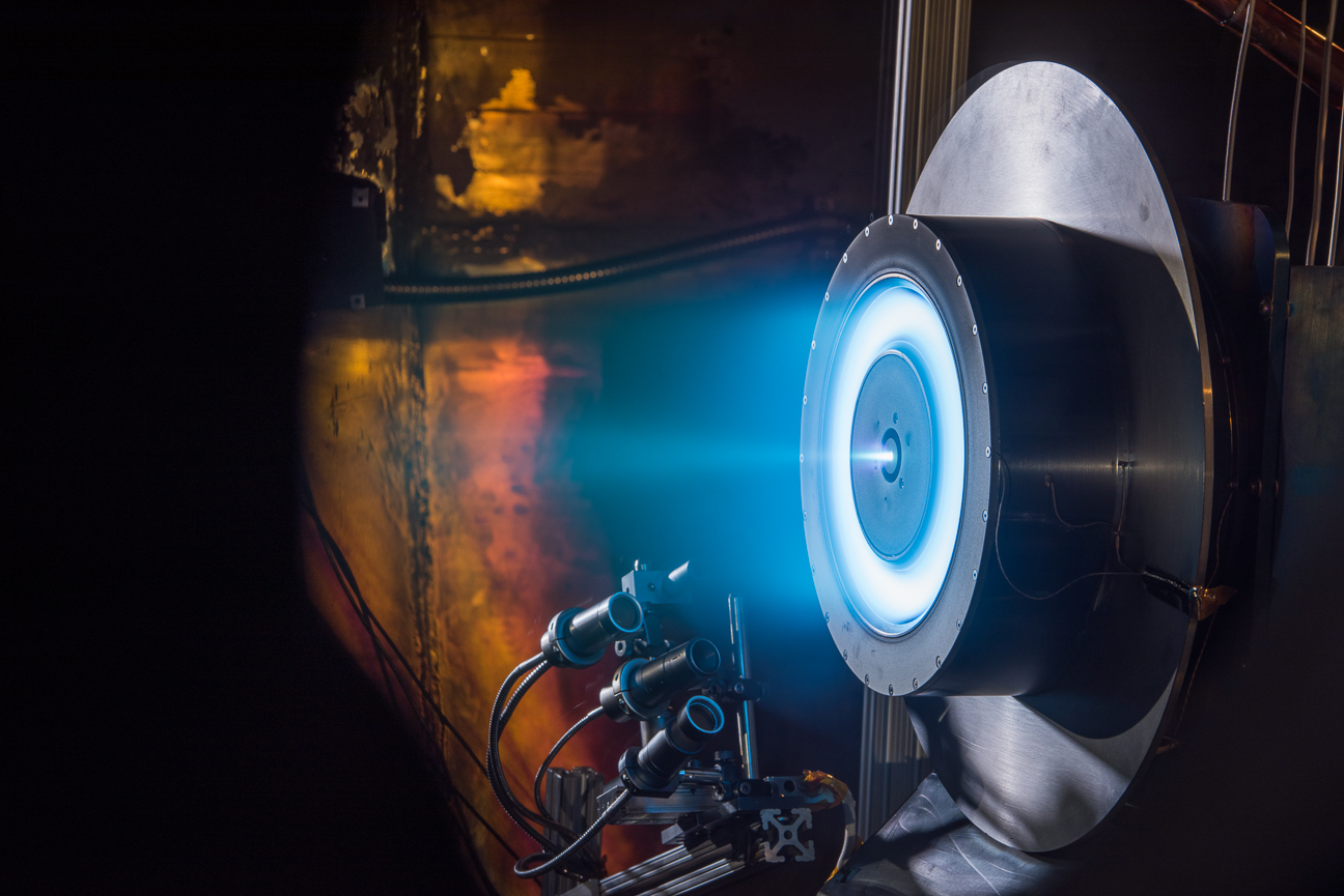 Development of High-Power Solar Electric Propulsion | NASA