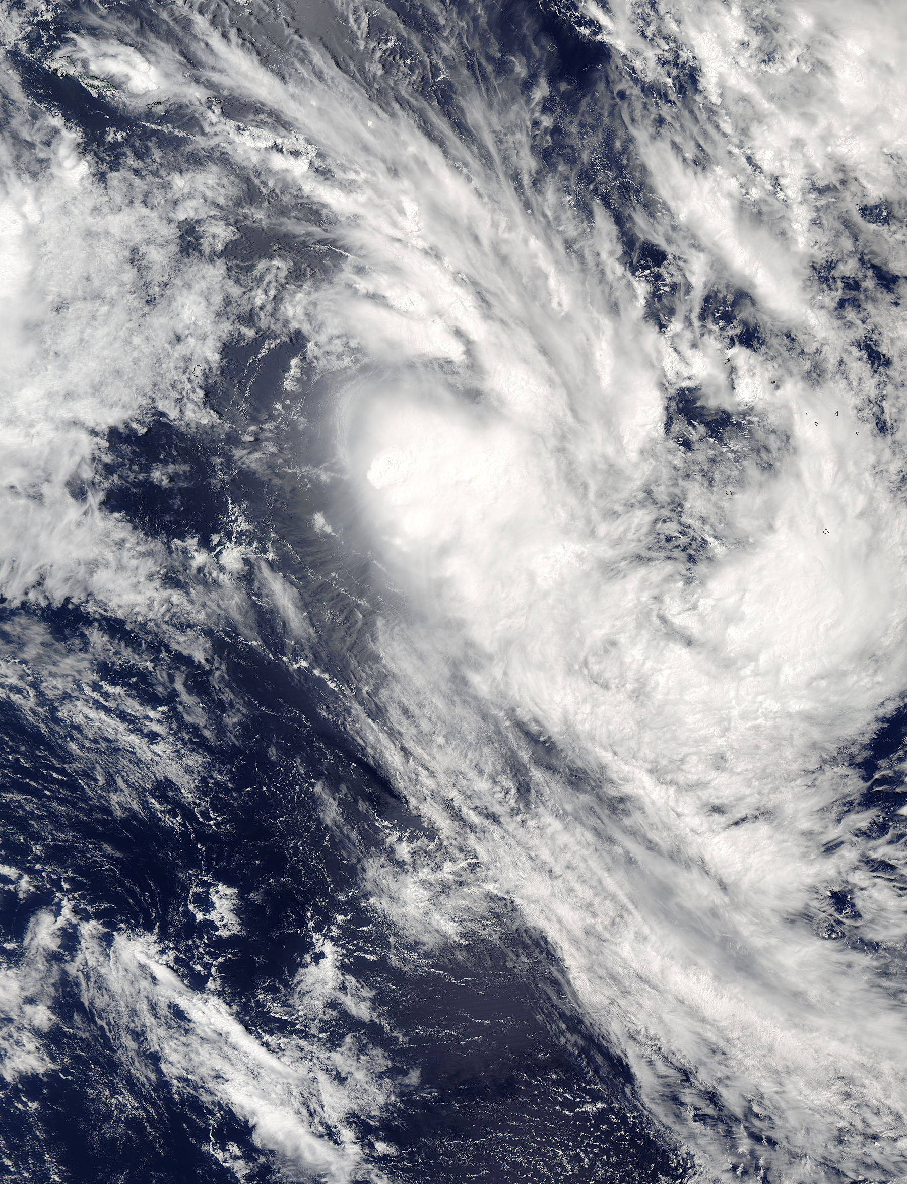 HS3 Mission Identifies Area of Strong Winds, Rain in Hurricane ...