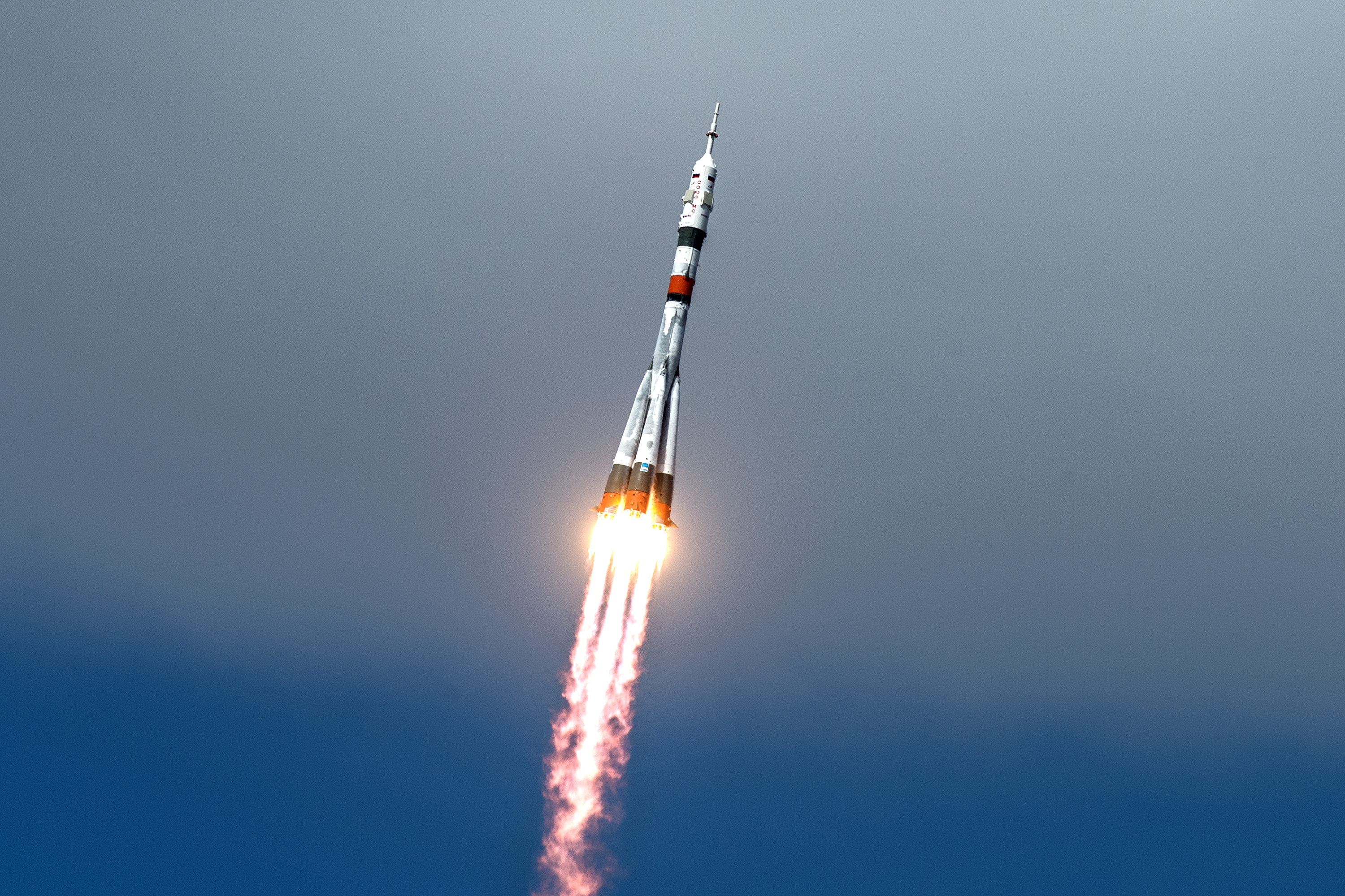 Launching the Next Crew to the Space Station