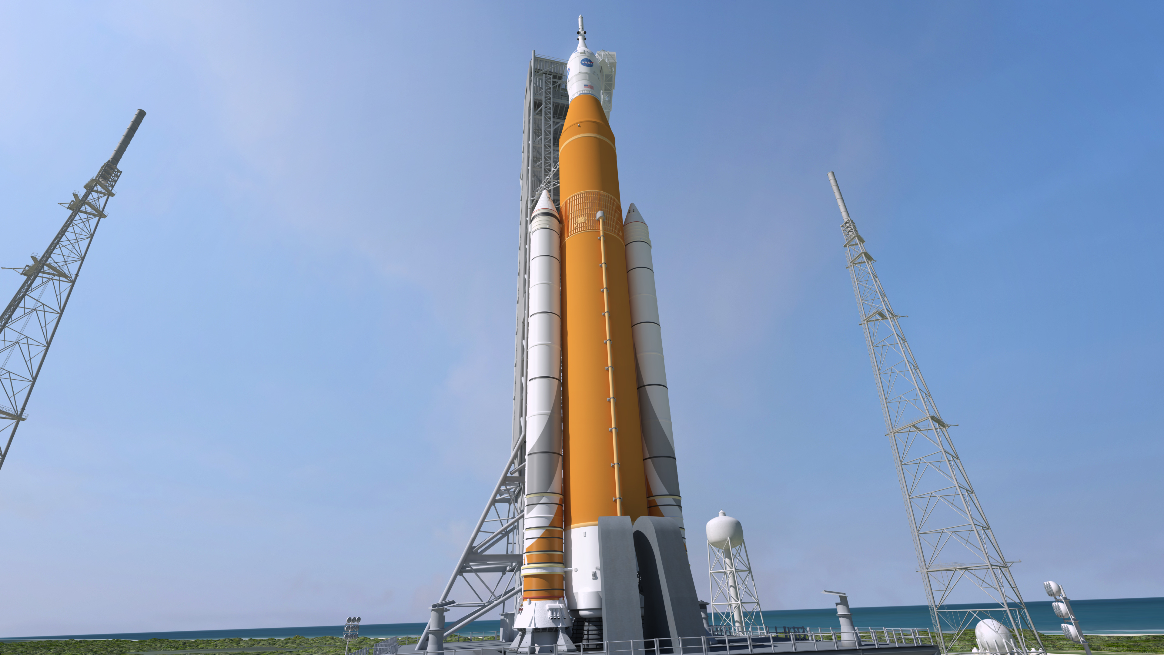 sls new space shuttle - photo #37