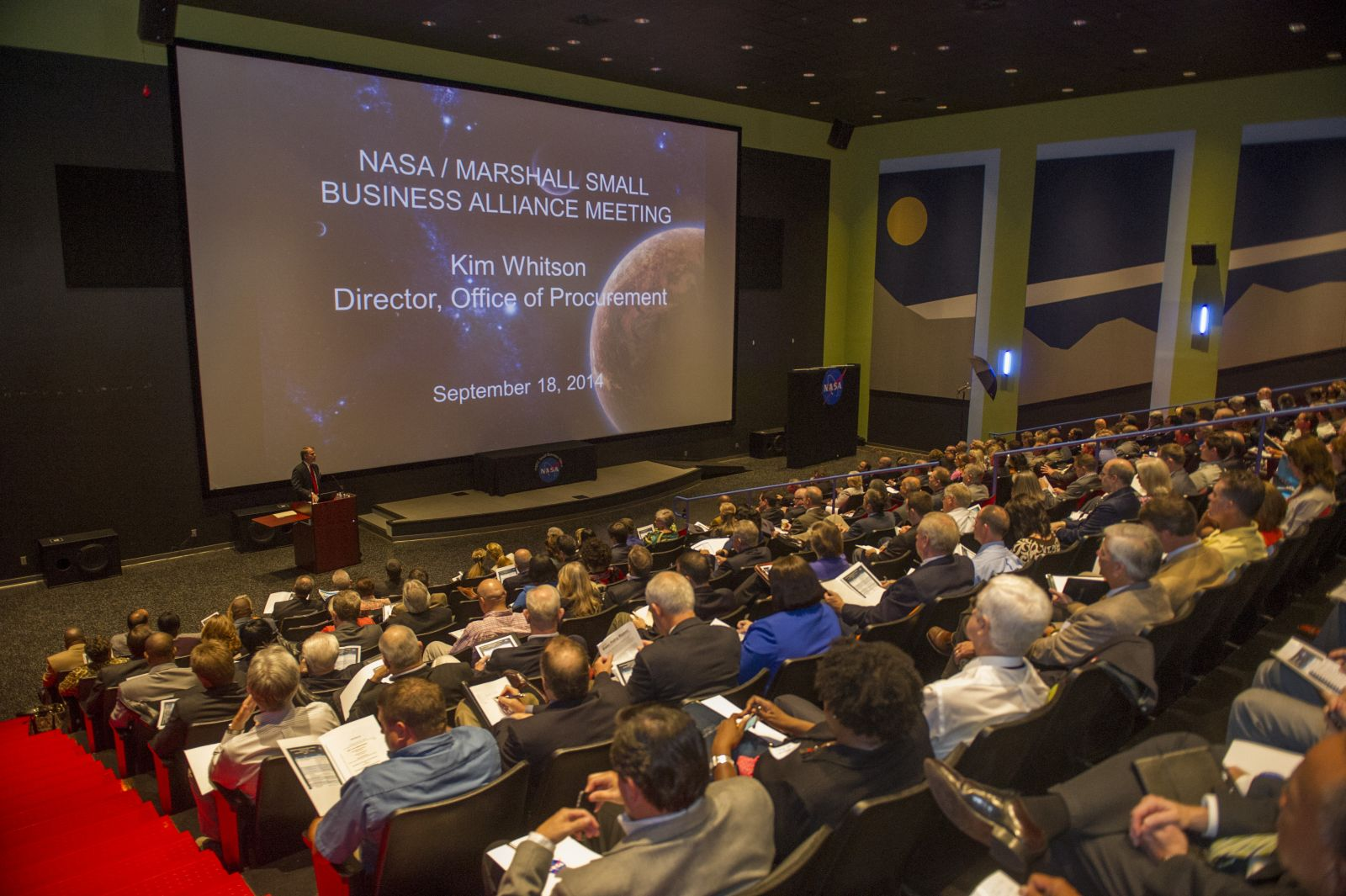 NASA Marshall to Host Small Business Alliance Meeting; Media Invited ...