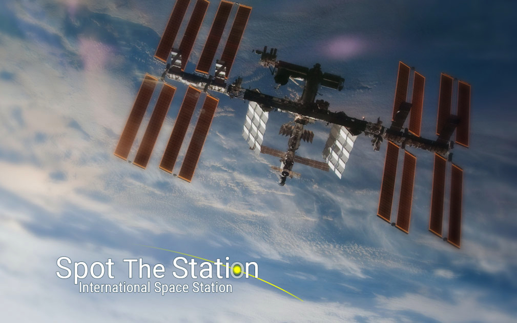 Spot the International Space Station from Your Town | NASA