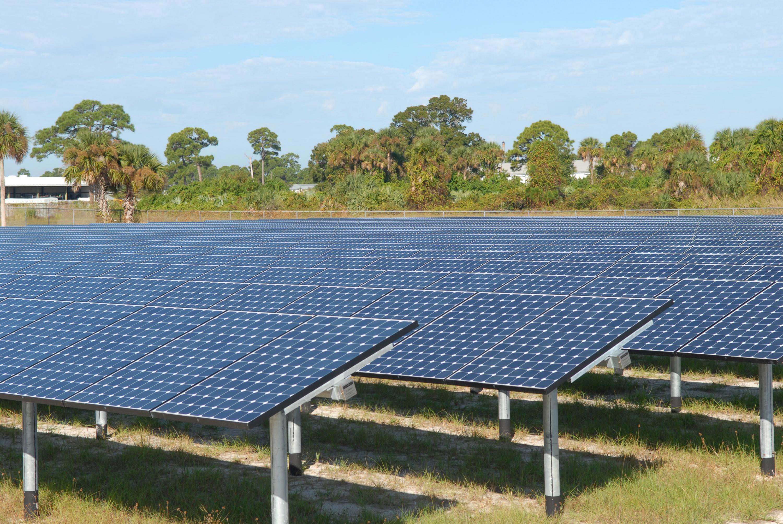 Kennedy Ready To Plant New Solar Farms Nasa