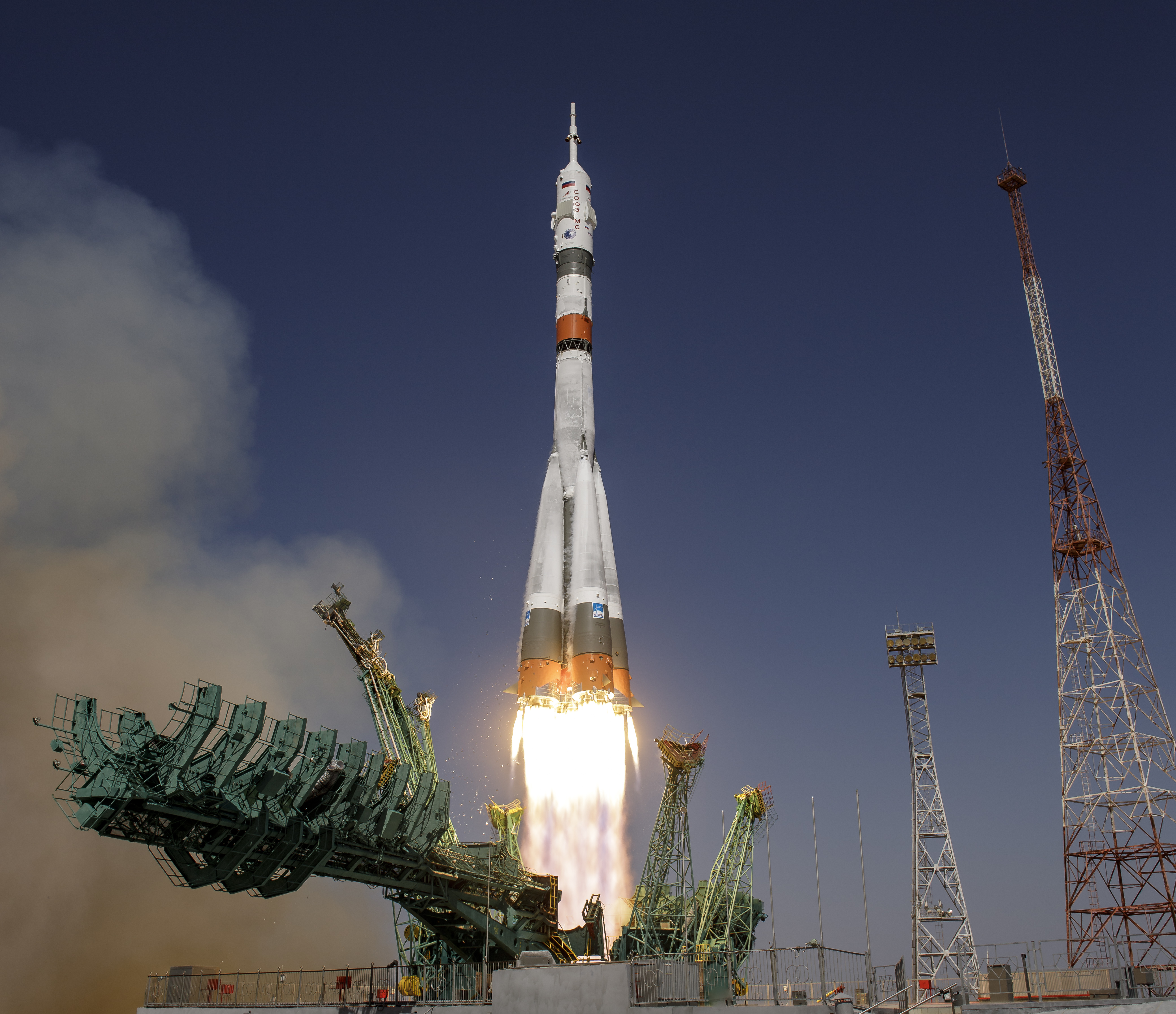 NASA TV Coverage Set for Russian Film Production Launch