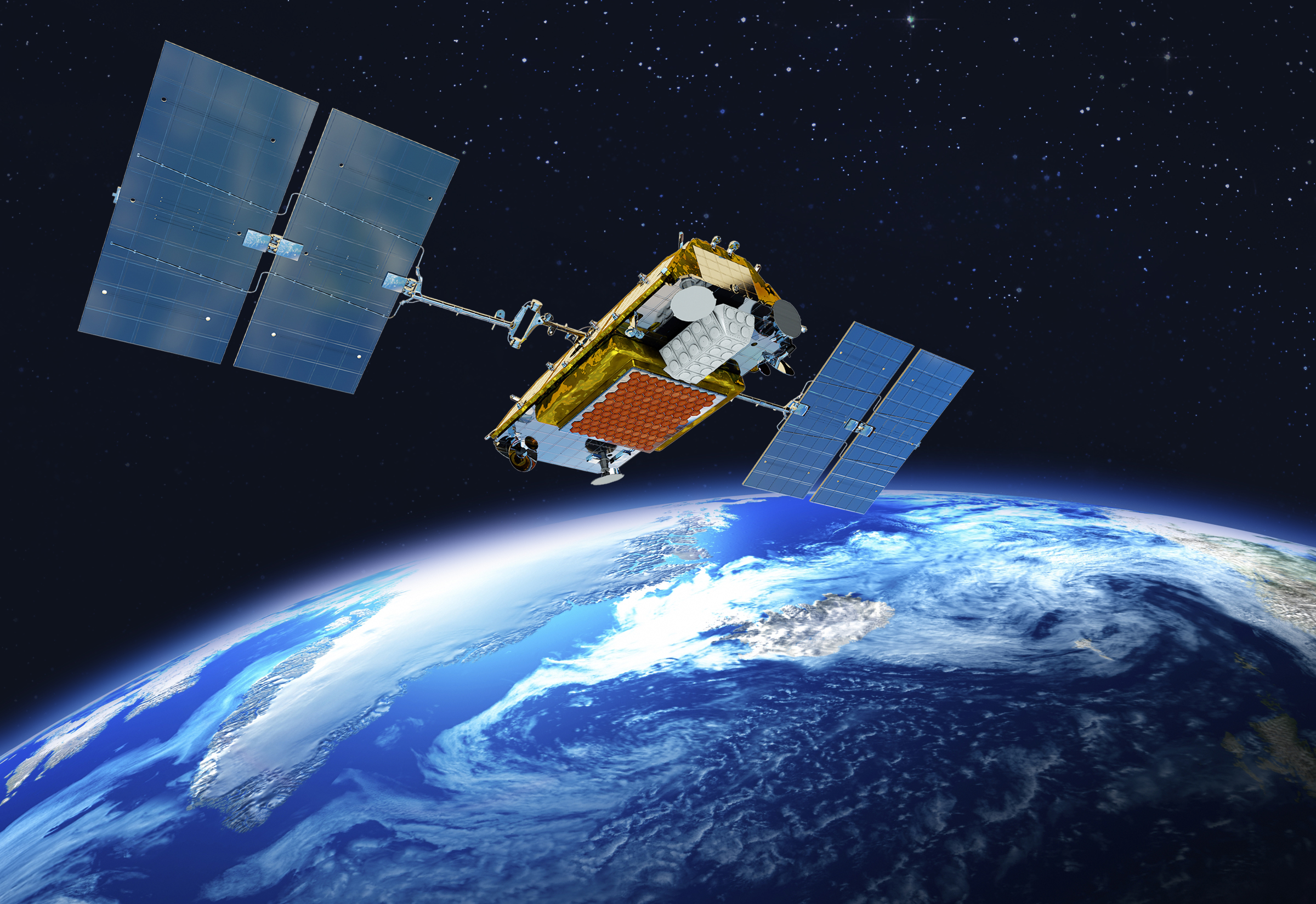 This Space Radio Could Change How Flights Are Tracked Worldwide NASA - Space track