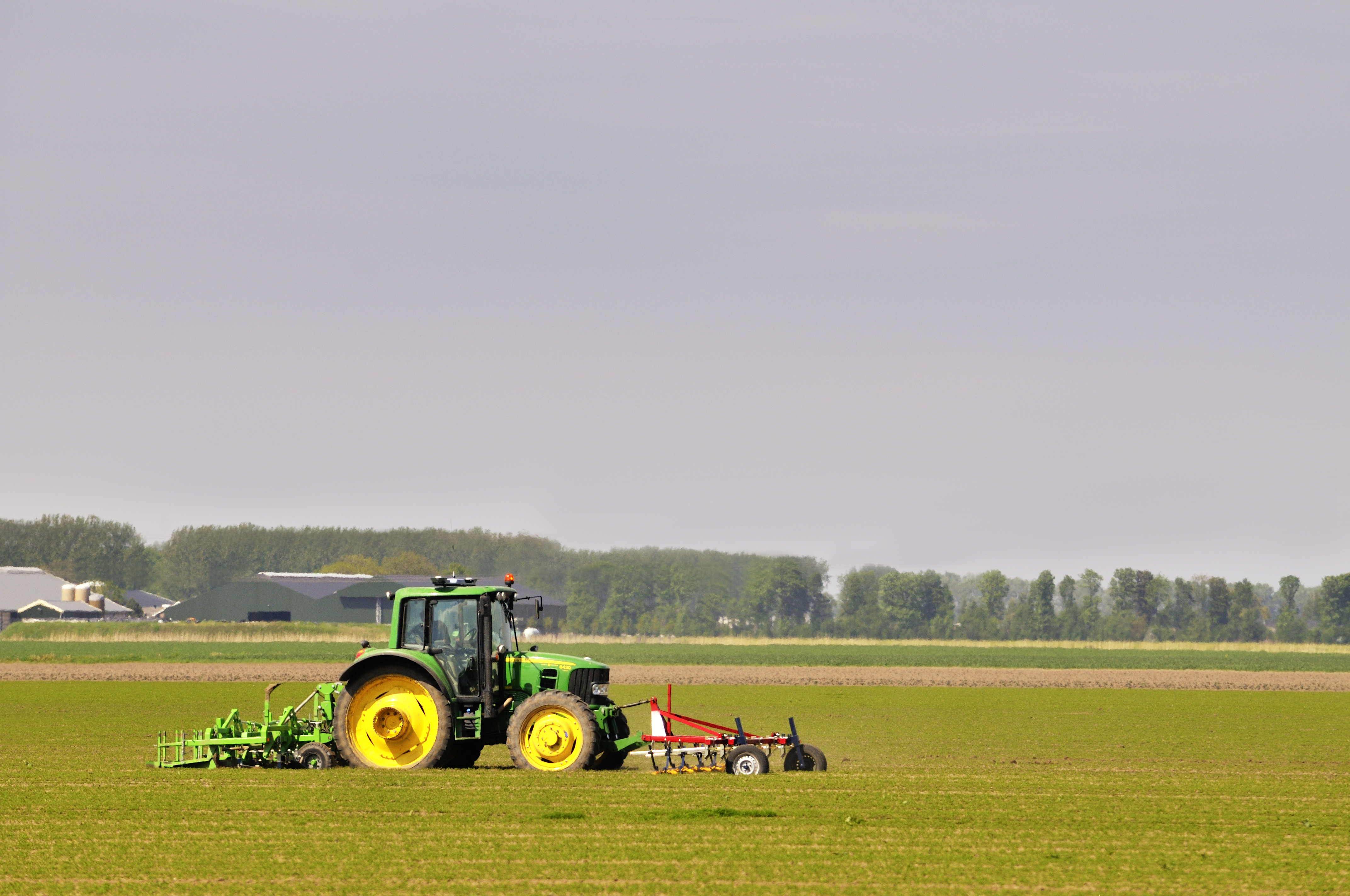 How NASA And John Deere Helped Tractors Drive Themselves NASA