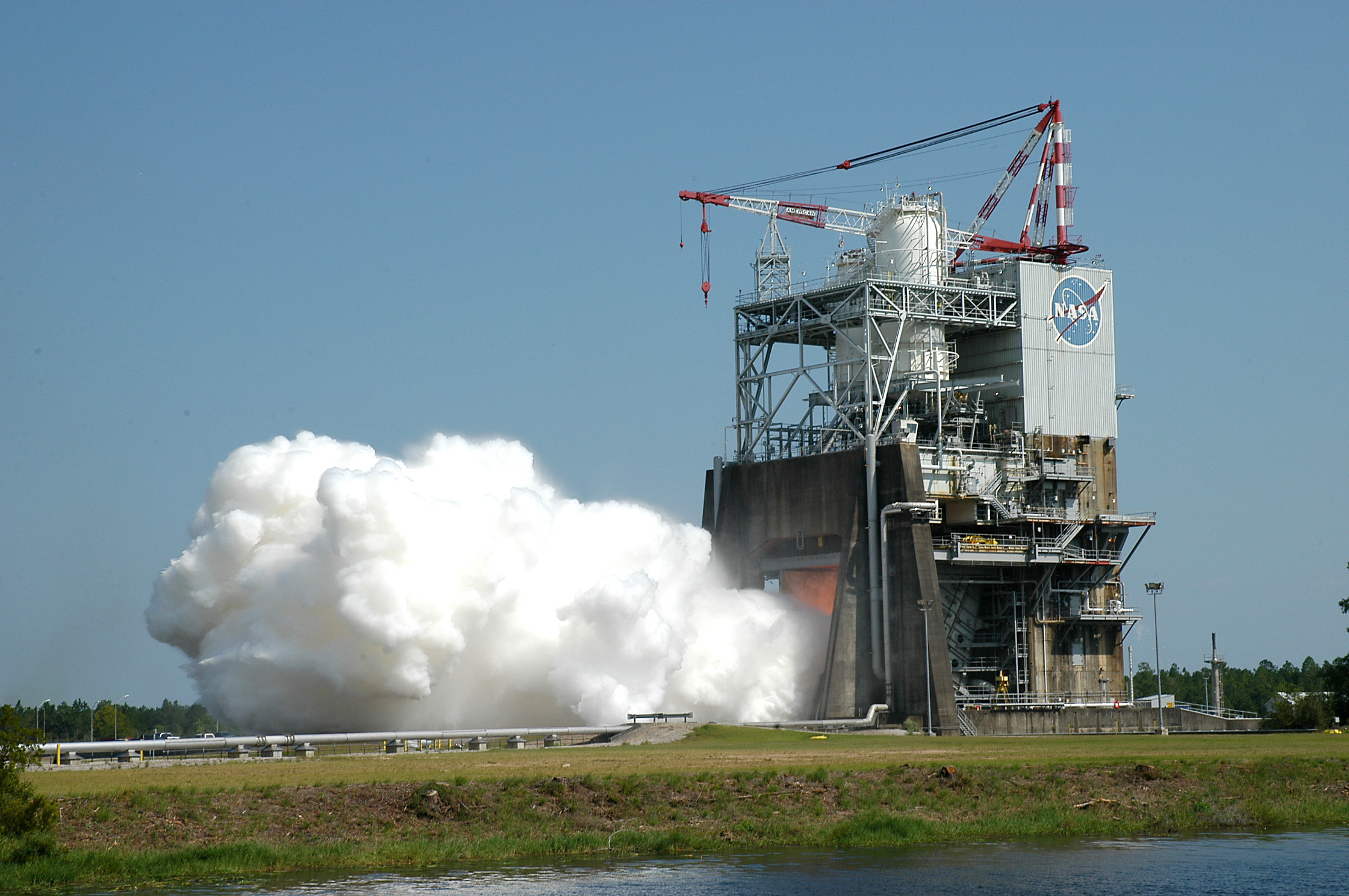Countdown to Deep Space Continues with Latest RS-25 Test ...