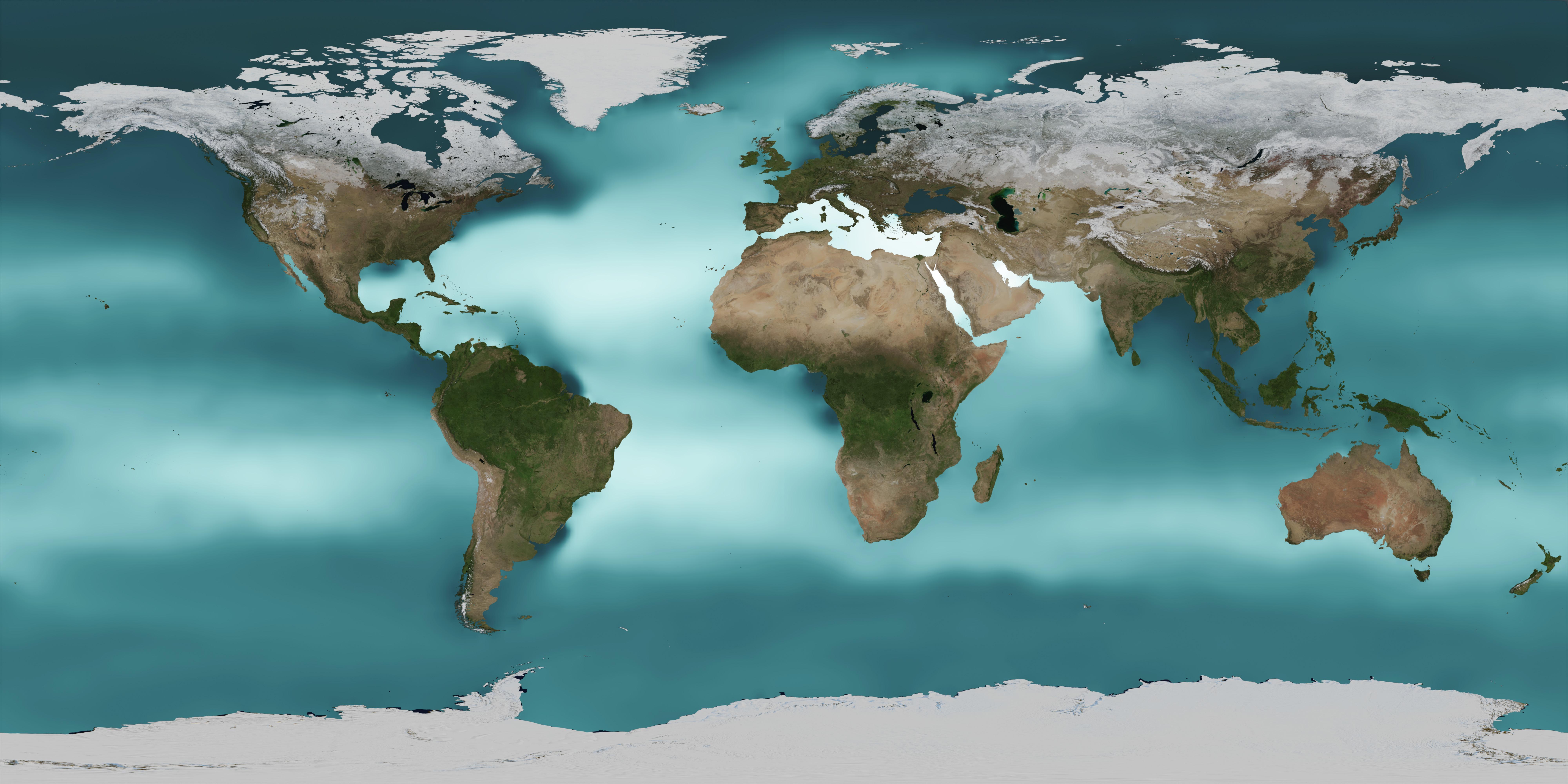 NASA Study Adds a Pinch of Salt to El Niño Models - NASA