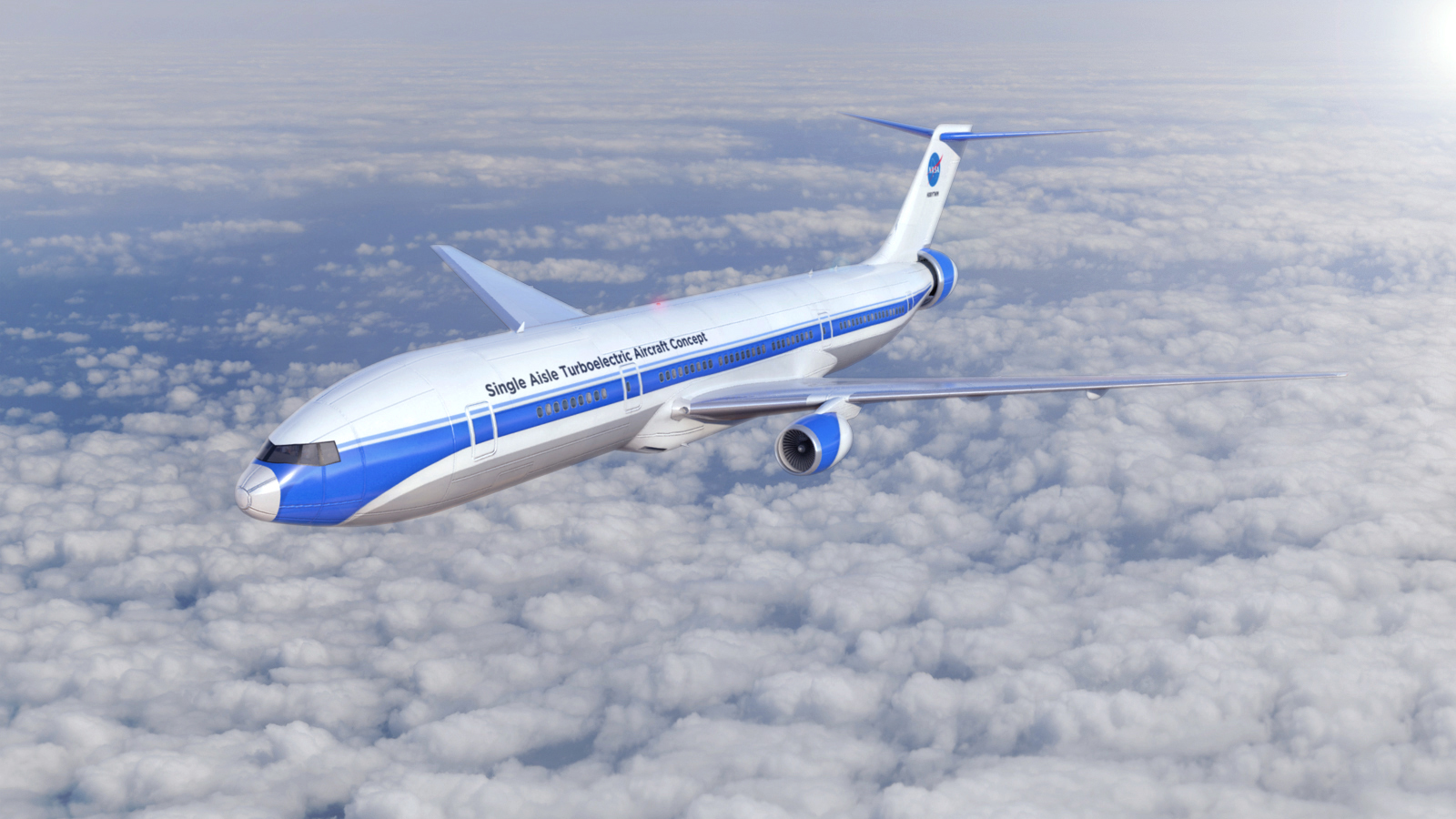 Nasa U S Industry Aim To Electrify Commercial Aviation Nasa