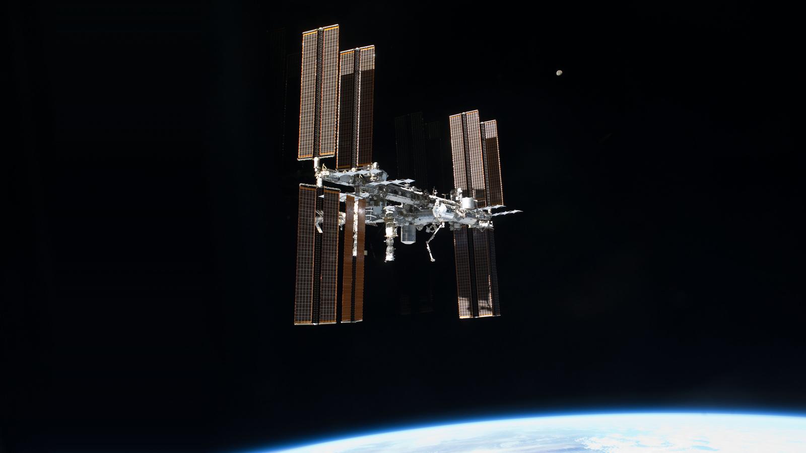 2017 international space station - photo #1