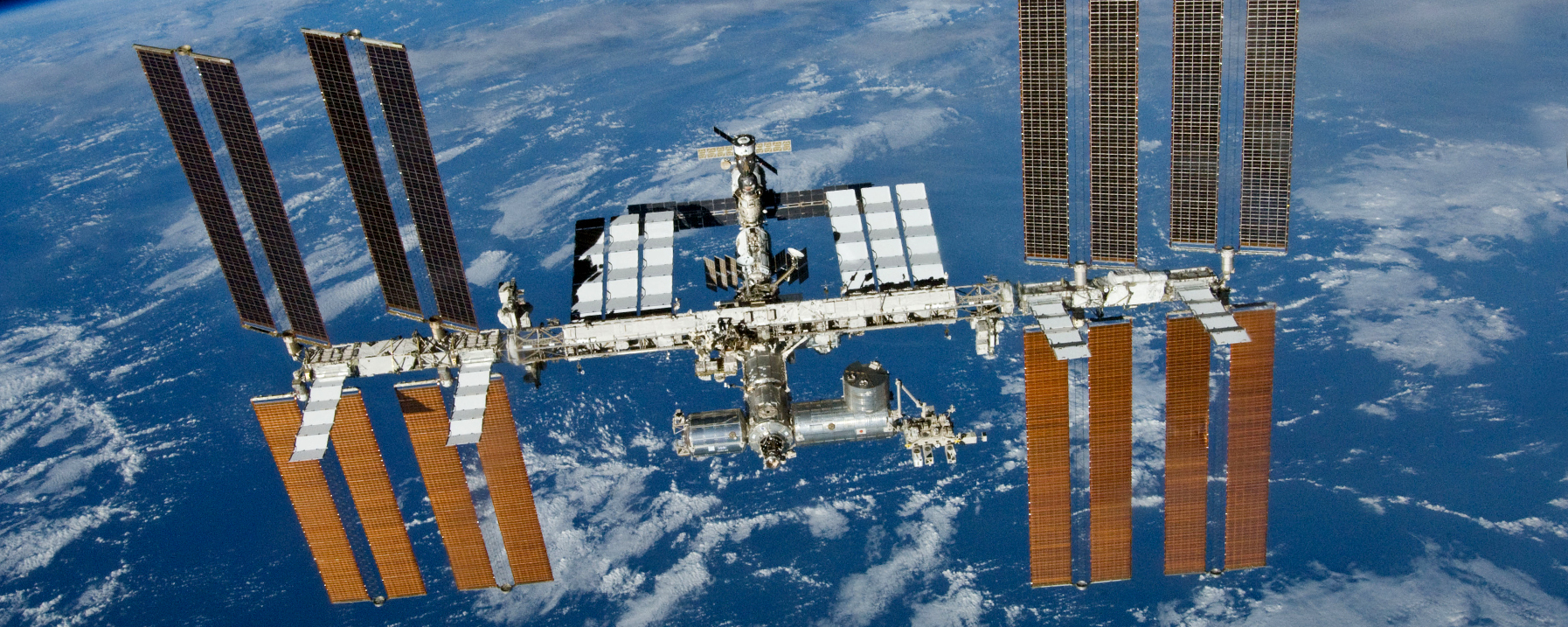 essay on the international space station Live video from the international space station includes internal views when the crew is on-duty and earth views at other times the video is accompanied by audio of conversations between the crew and mission control.