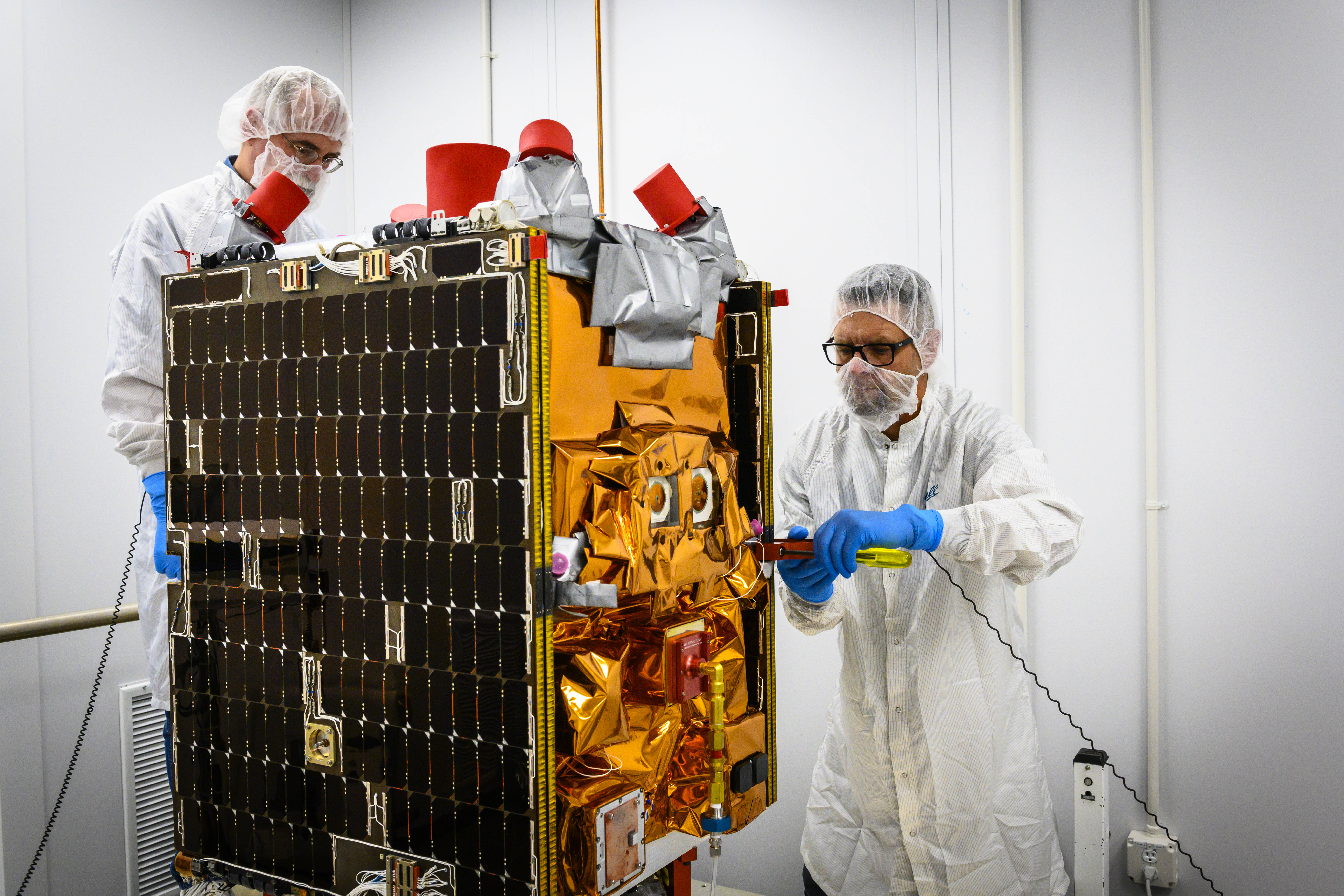 NASA Spacecraft to use 'Green' Fuel for the First Time | NASA
