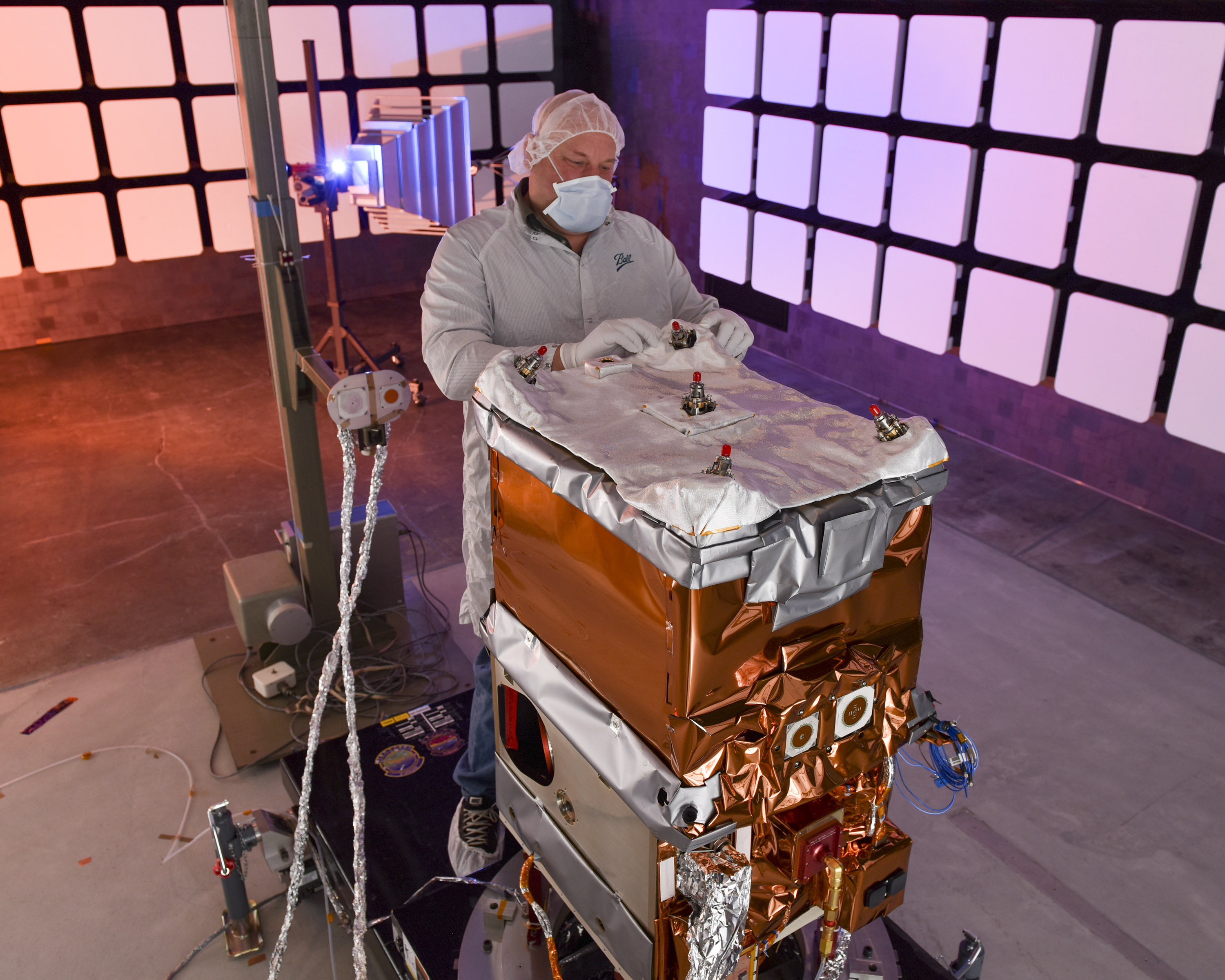 Strengthening Our Space Technology Future: Snapshots of